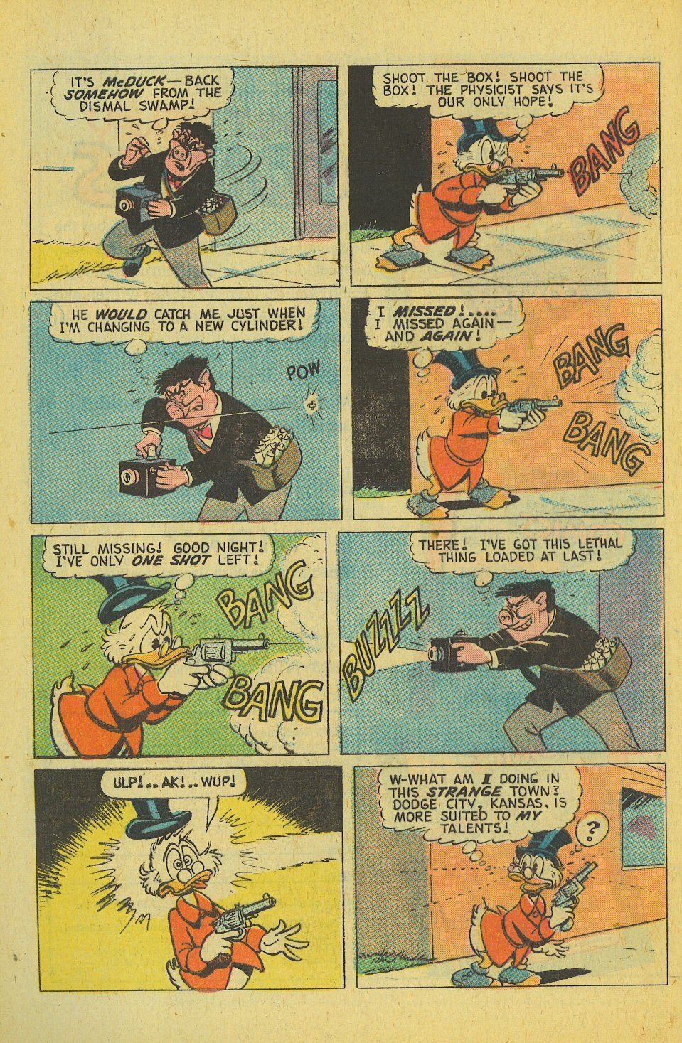 Read online Uncle Scrooge (1953) comic -  Issue #123 - 32