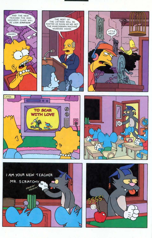 Read online Simpsons Comics comic -  Issue #44 - 7