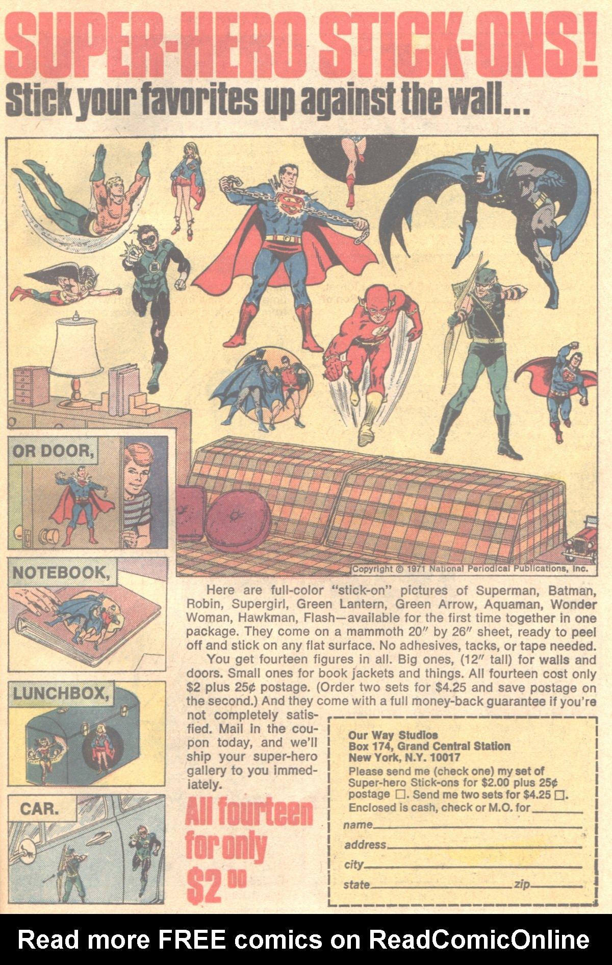 Read online Adventure Comics (1938) comic -  Issue #418 - 33