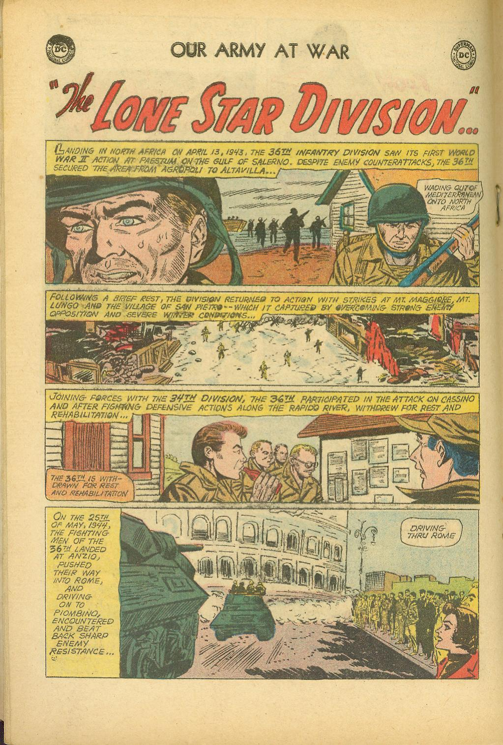 Our Army at War (1952) issue 100 - Page 18