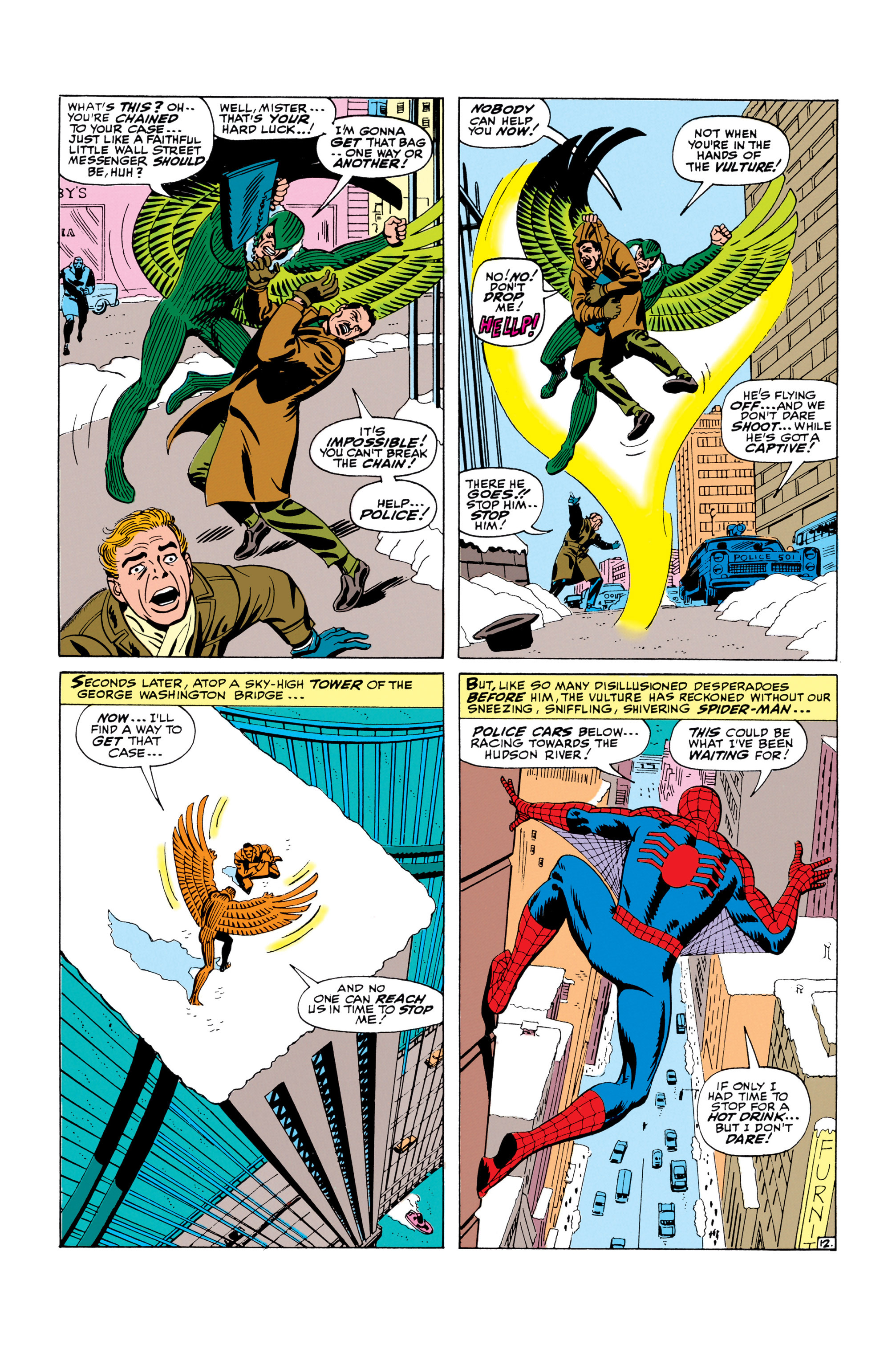 The Amazing Spider-Man (1963) 48 Page 12