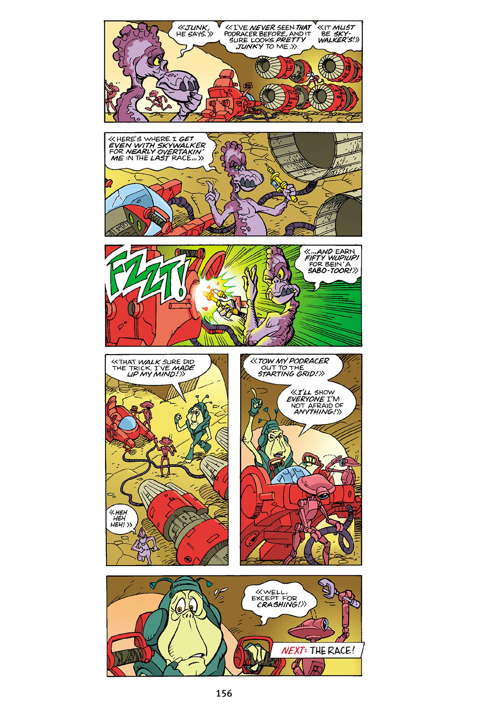 Read online Star Wars Omnibus comic -  Issue # Vol. 30 - 153