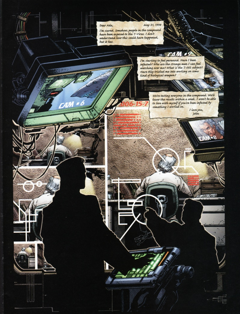 Resident Evil (1998) Issue #1 #1 - English 13