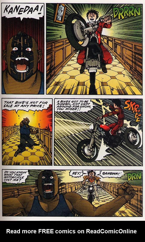Read online Akira comic -  Issue #25 - 26
