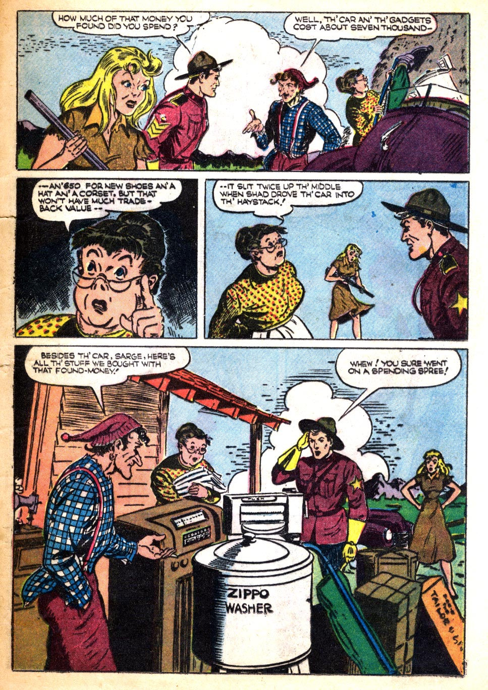 Four Color Comics issue 283 - Page 45