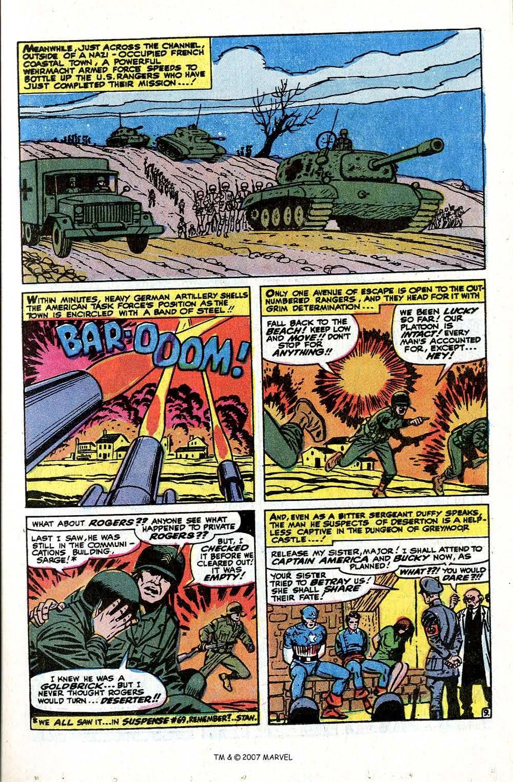 Read online Captain America (1968) comic -  Issue # _Annual 1 - 37