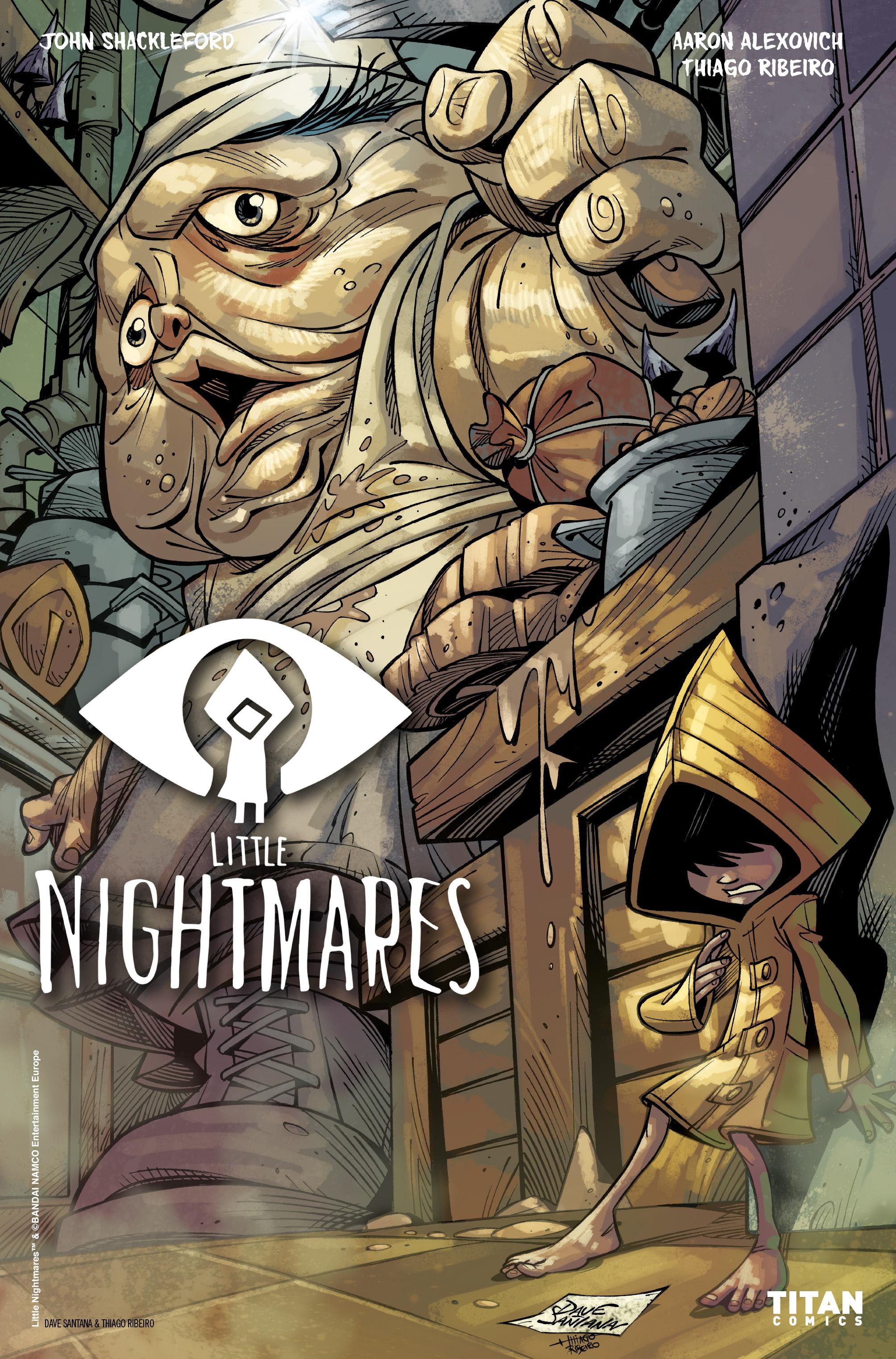 Read online Little Nightmares comic -  Issue #1 - 31