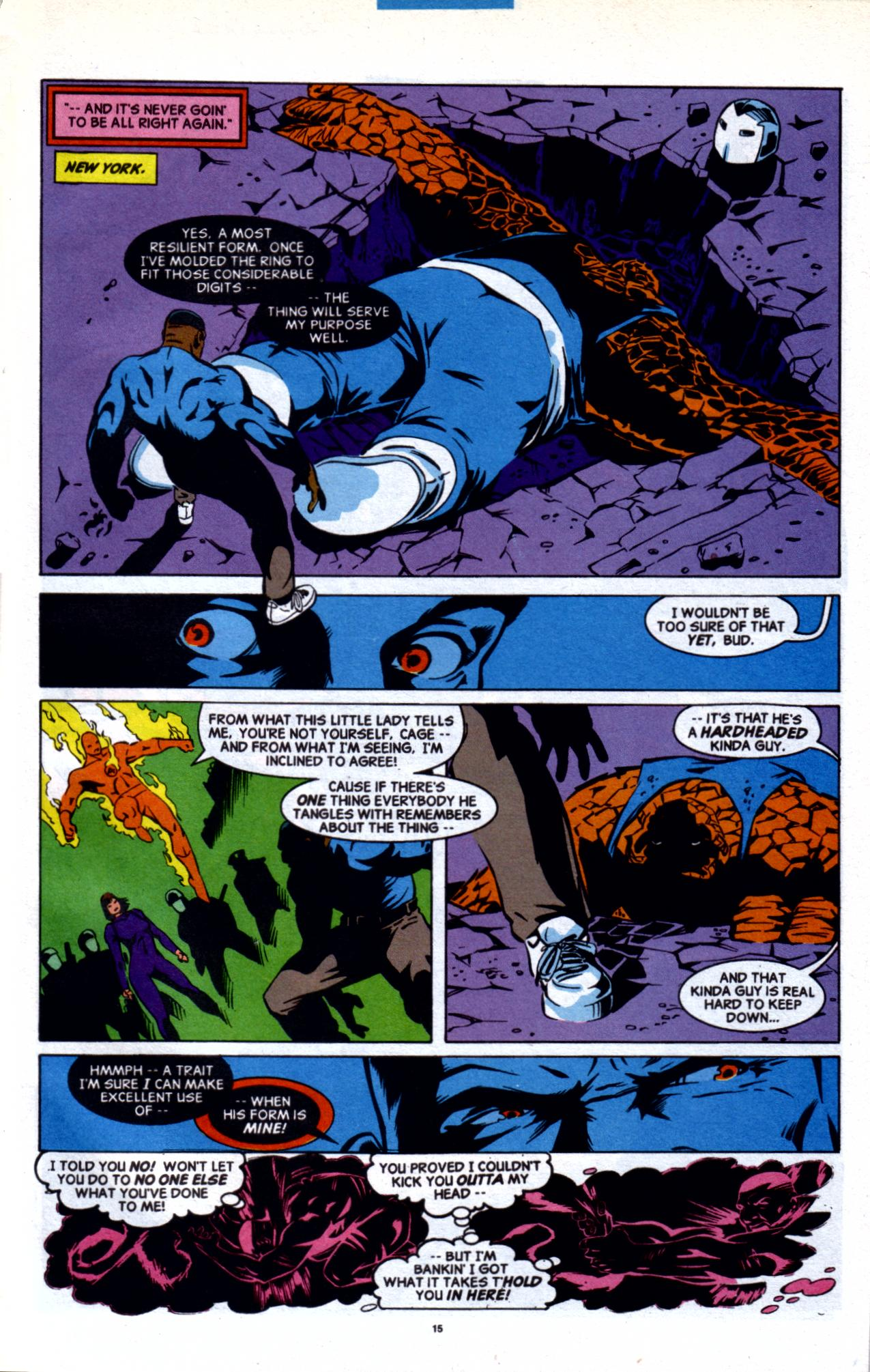 Cage (1992) issue 20 - Page 11