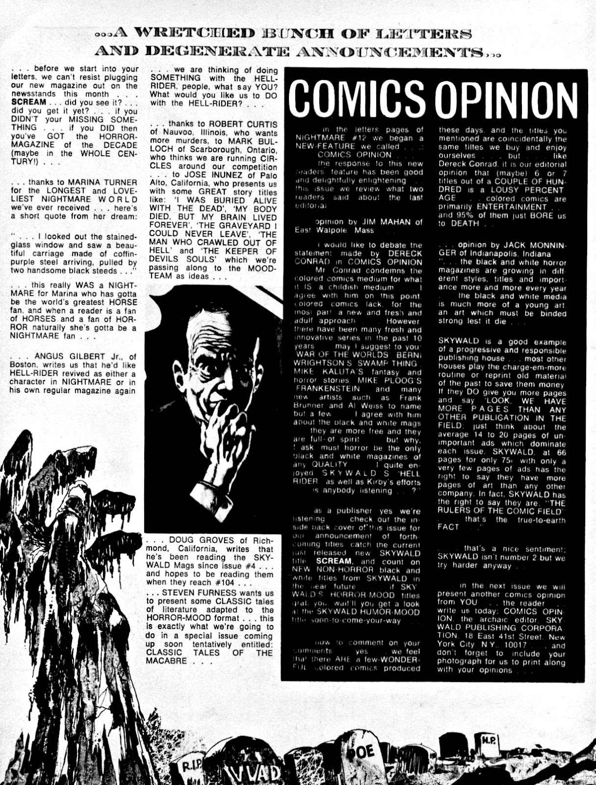 Nightmare (1970) issue 14 - Page 14