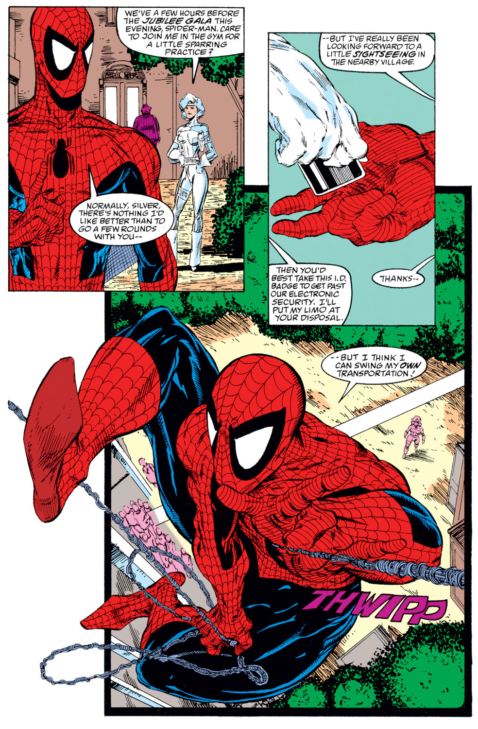 The Amazing Spider-Man (1963) 322 Page 8