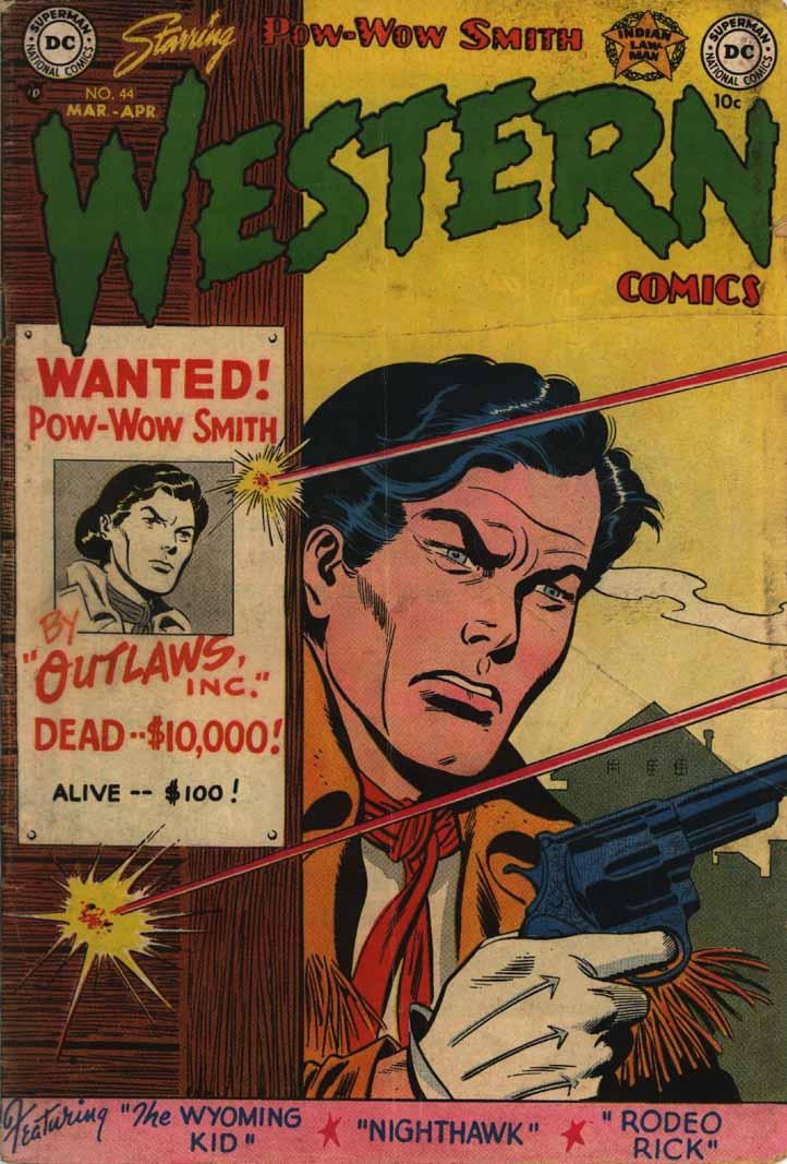 Western Comics 44 Page 1