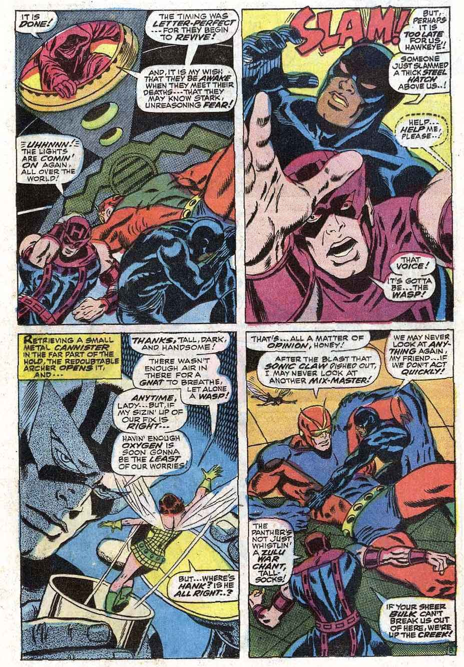 The Avengers (1963) 55 Page 12