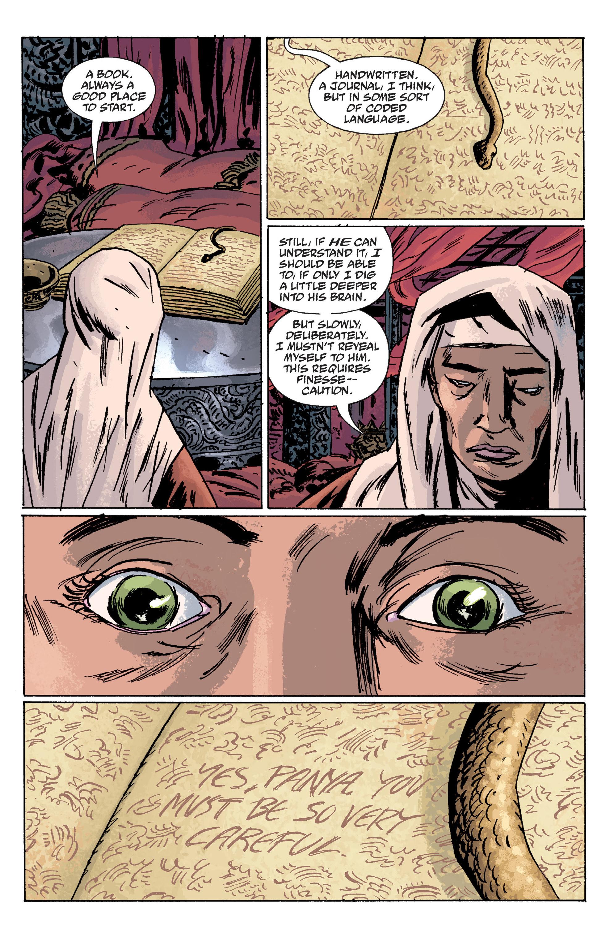 Read online B.P.R.D. (2003) comic -  Issue # TPB 10 - 39