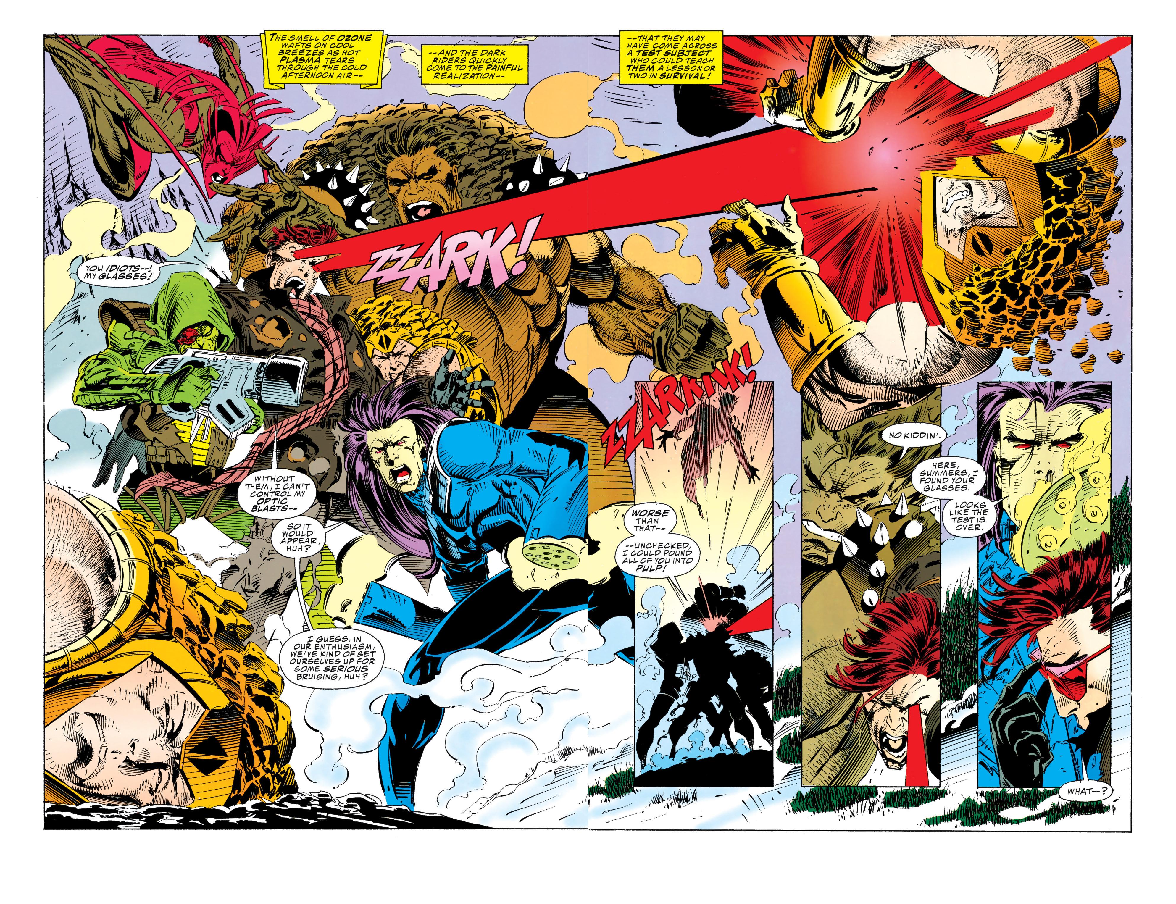 X-Men (1991) 23 Page 17