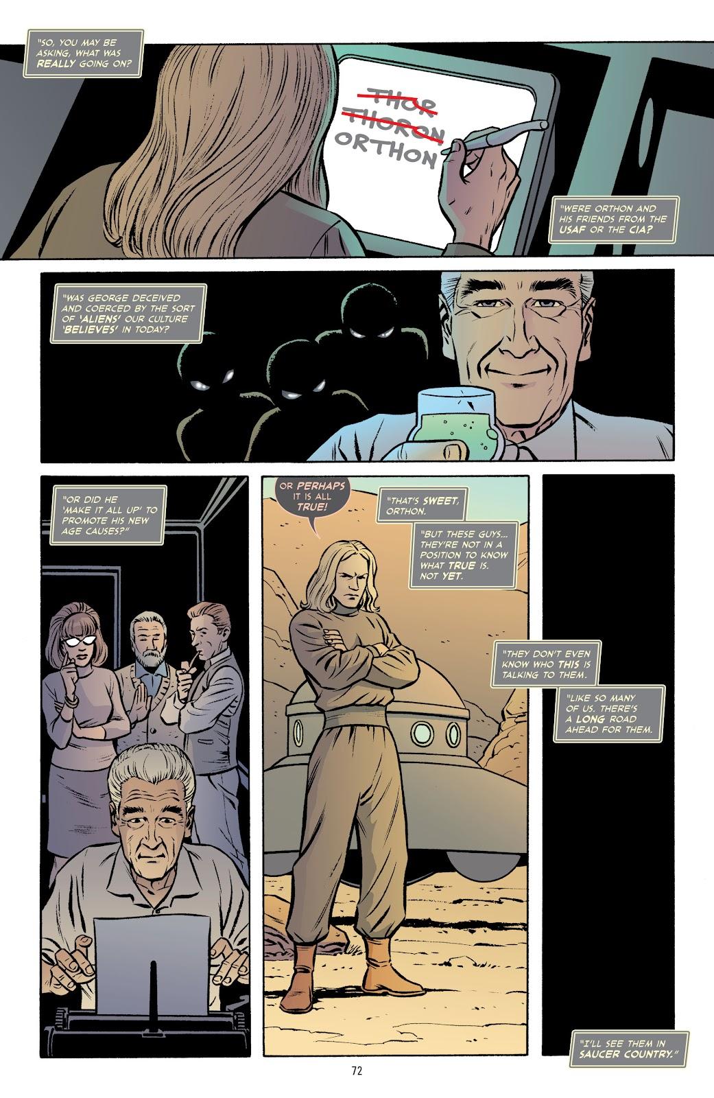 Read online Strange Adventures (2014) comic -  Issue # TPB (Part 1) - 69