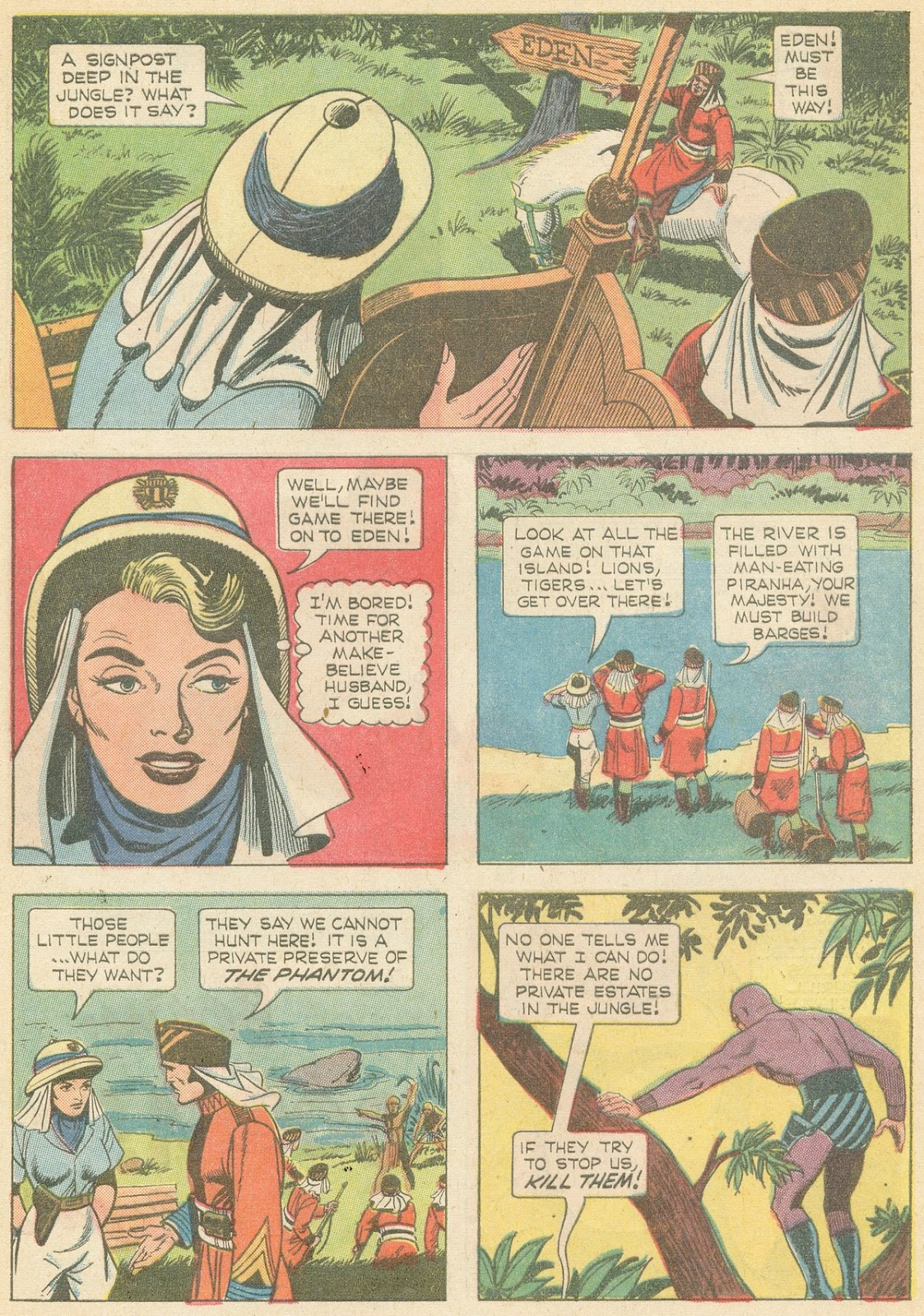 The Phantom (1962) issue 17 - Page 9