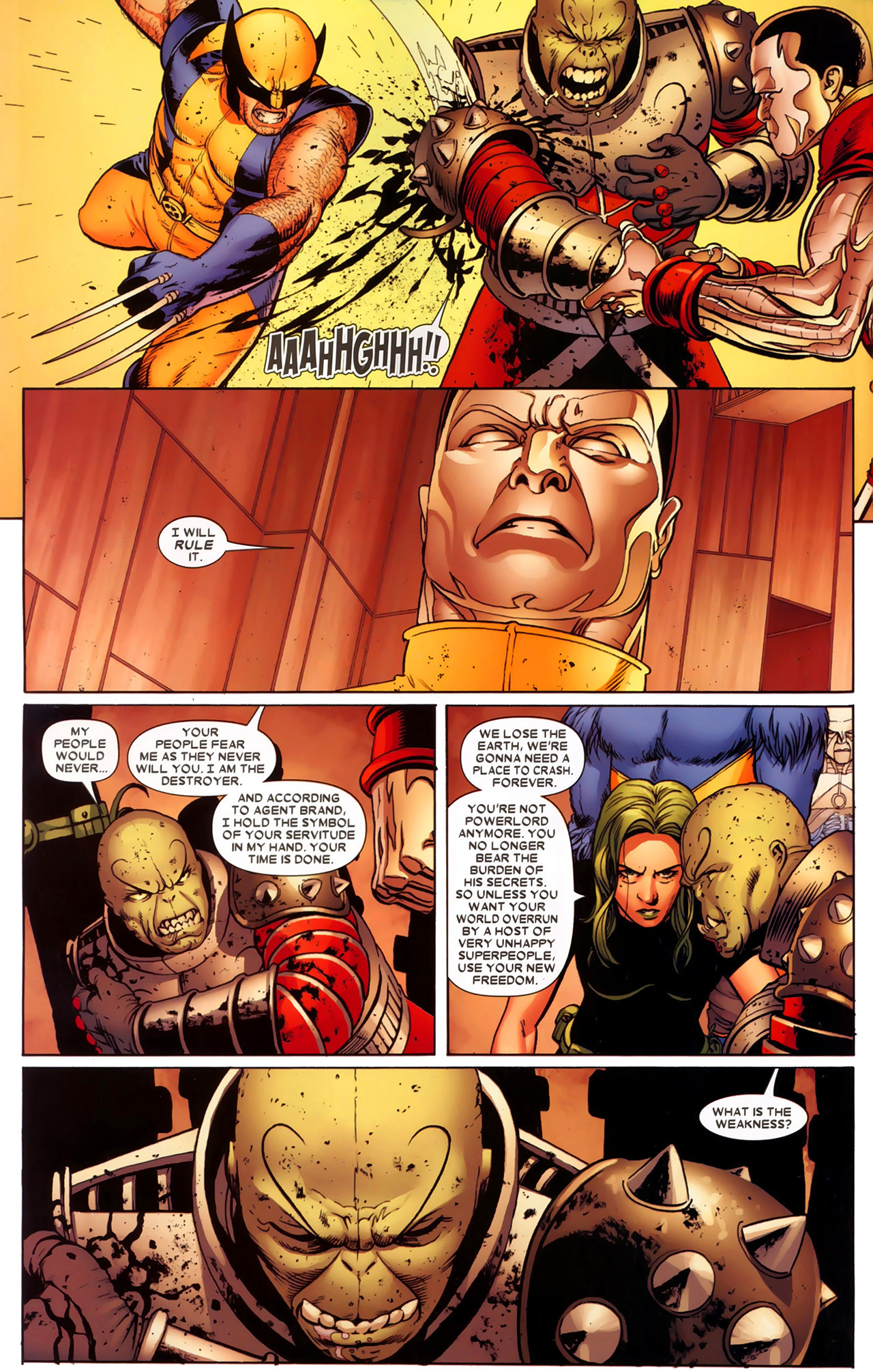 Read online Giant-Size Astonishing X-Men comic -  Issue # Full - 28