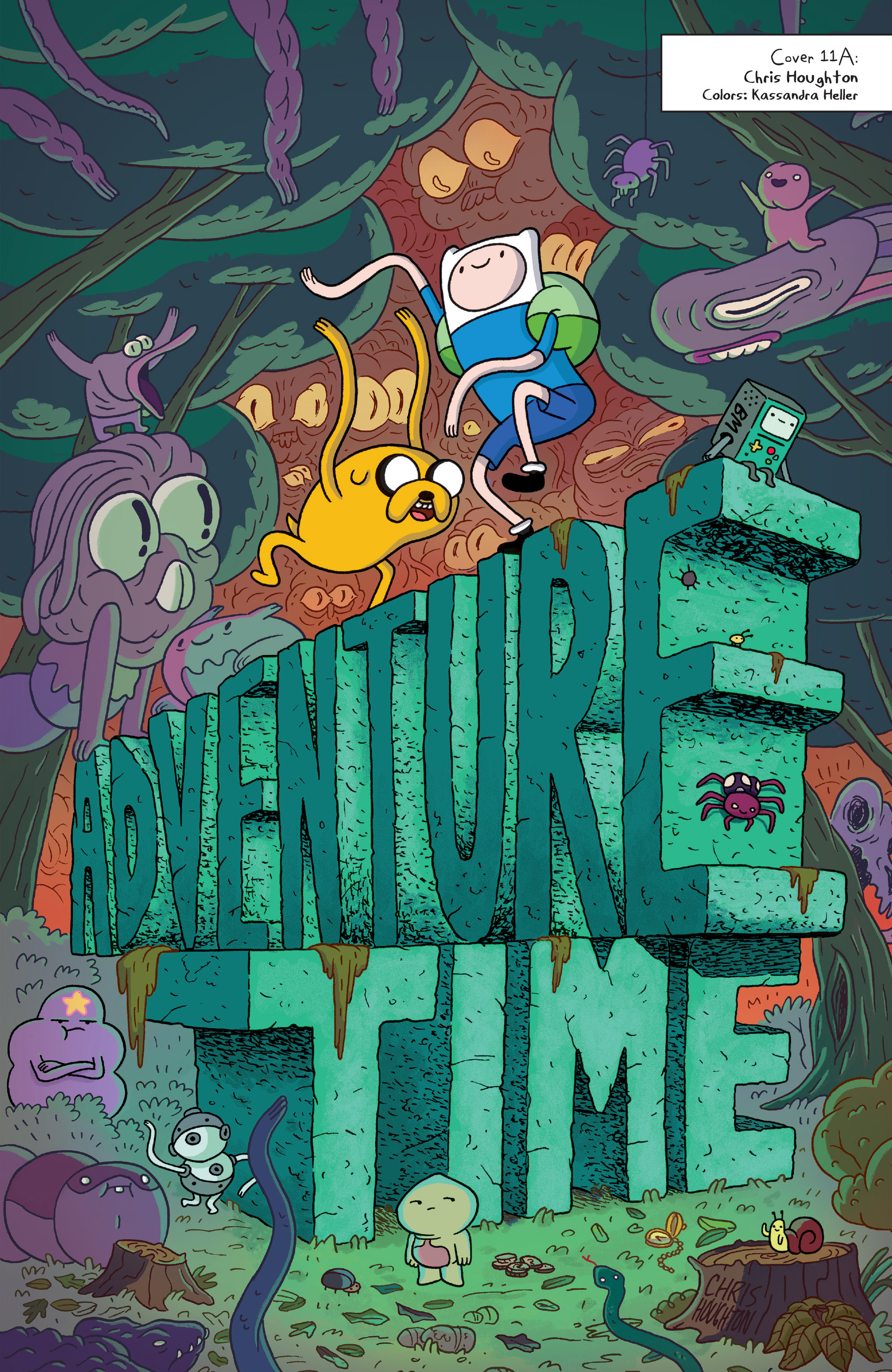 Read online Adventure Time comic -  Issue #Adventure Time _TPB 3 - 91