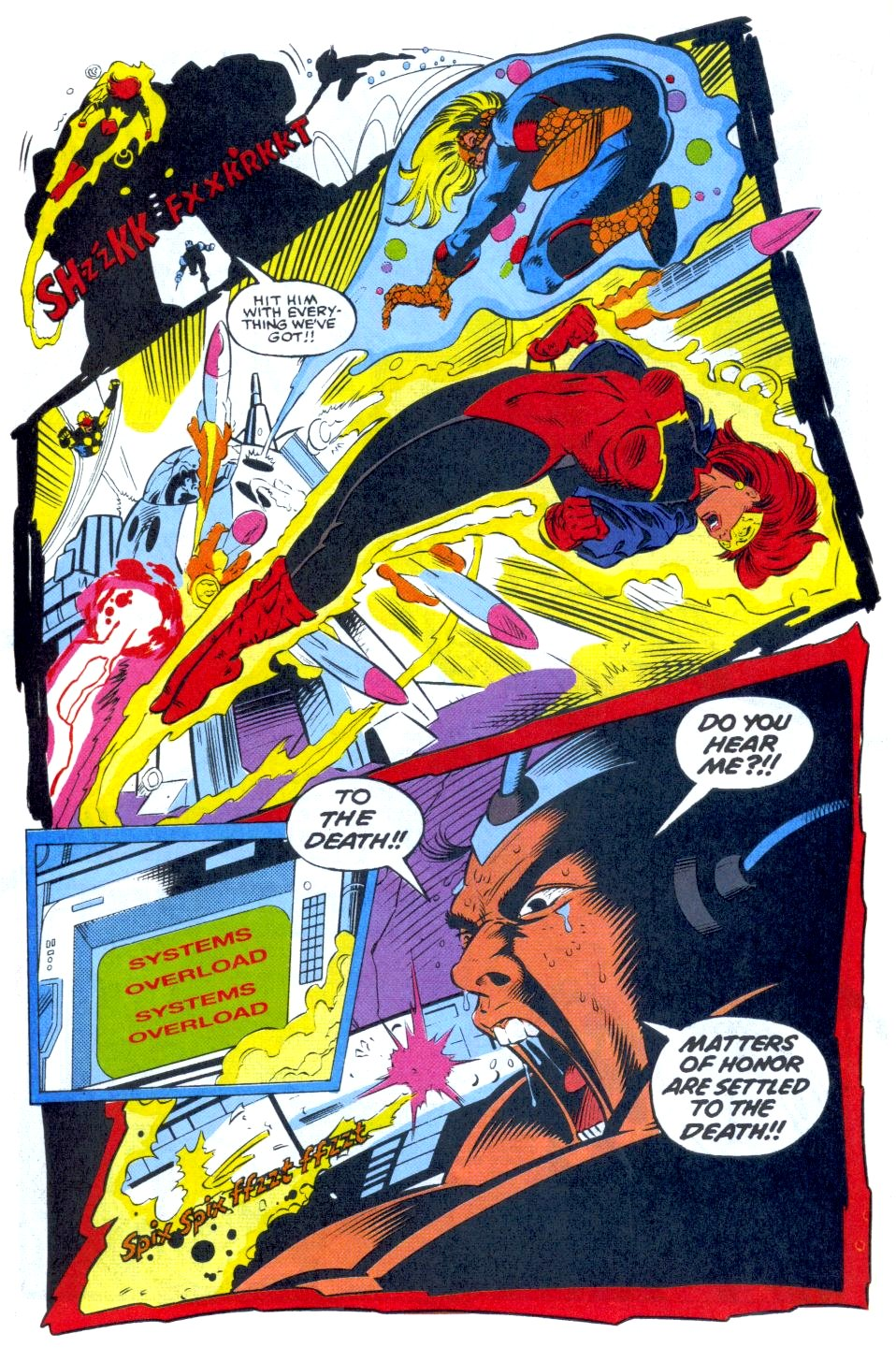 The New Warriors Issue #38 #42 - English 16