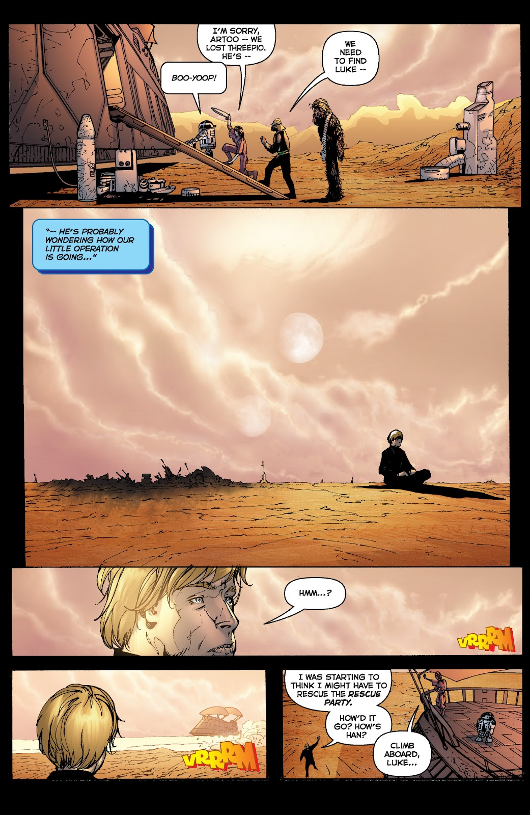 Read online Star Wars Legends: Infinities - Epic Collection comic -  Issue # TPB (Part 3) - 9