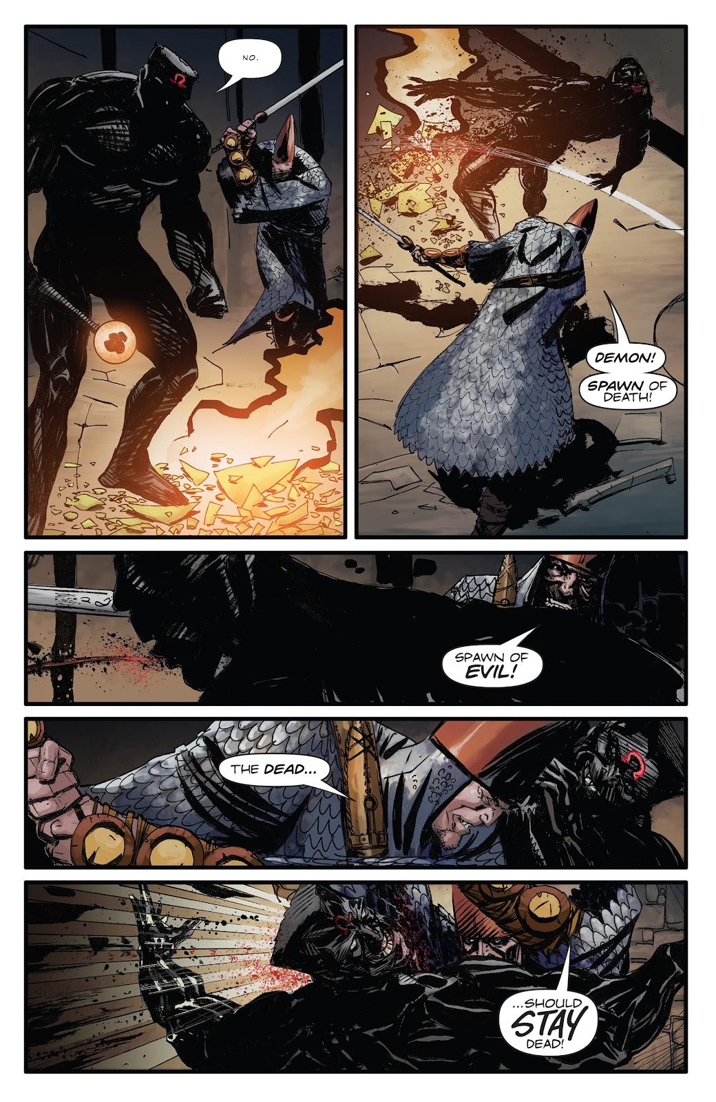 Read online Giantkillers One-Shot comic -  Issue # Full - 21