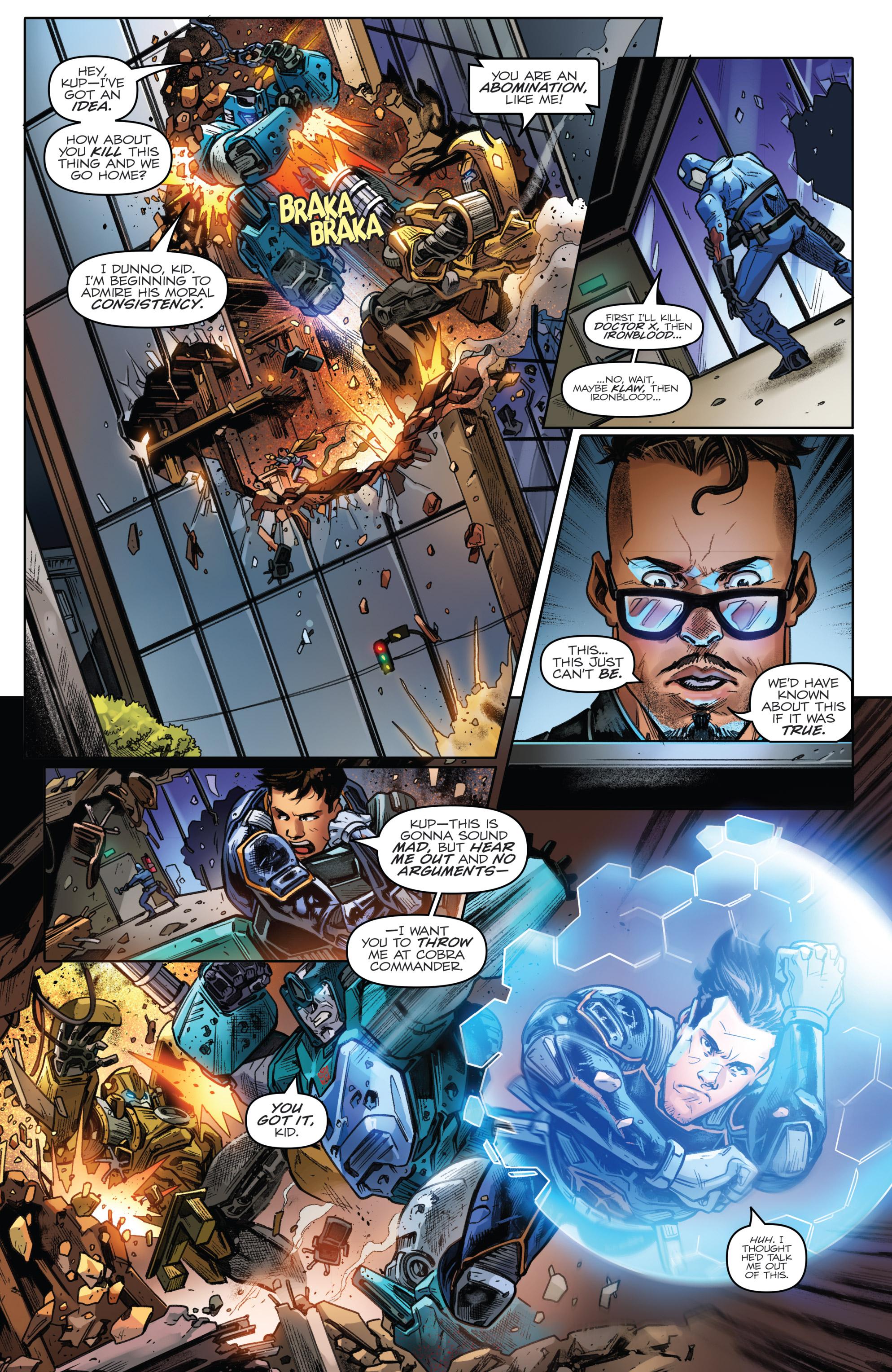 Read online Revolutionaries comic -  Issue #5 - 16