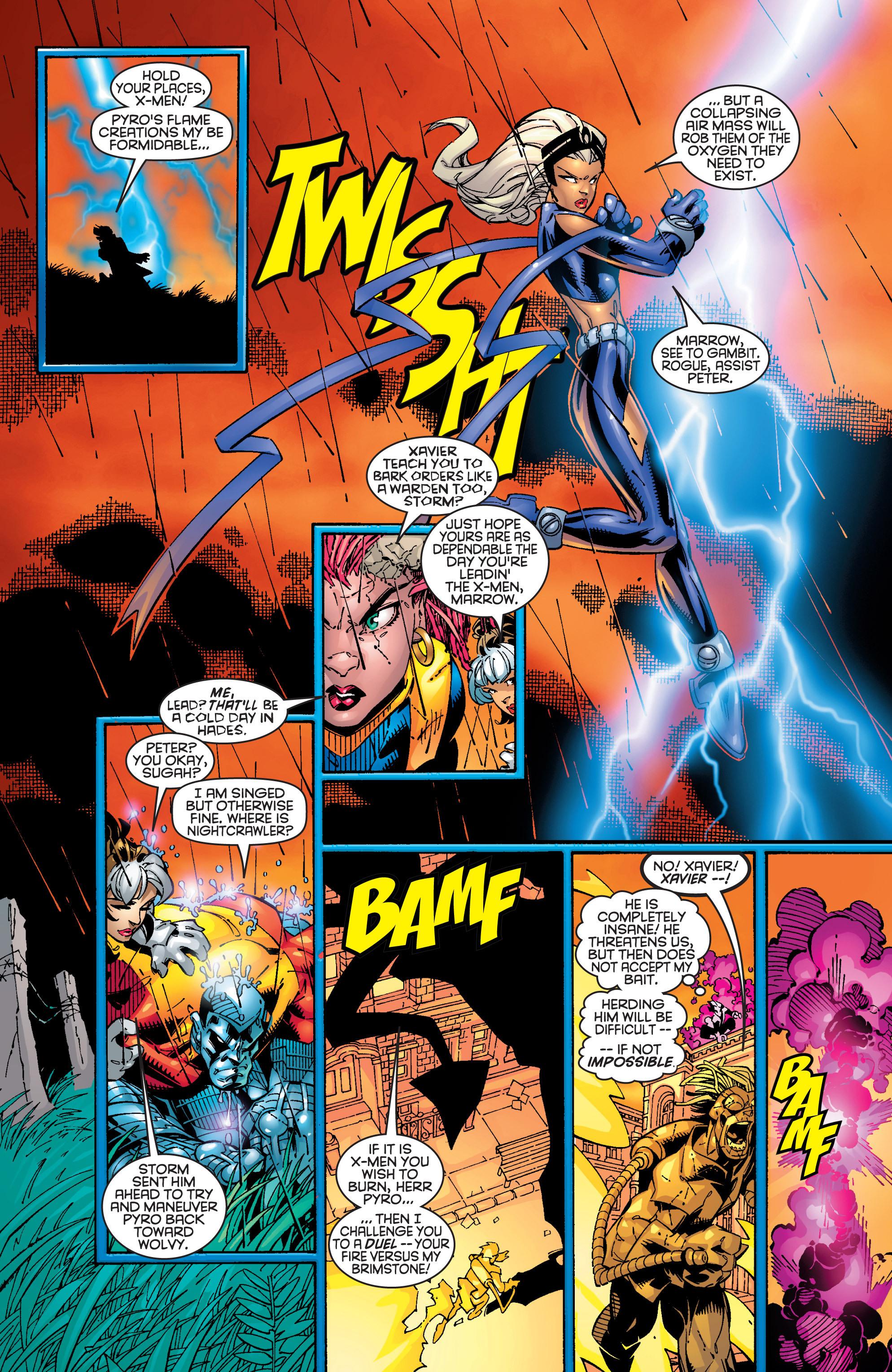 Read online Uncanny X-Men (1963) comic -  Issue #362 - 15