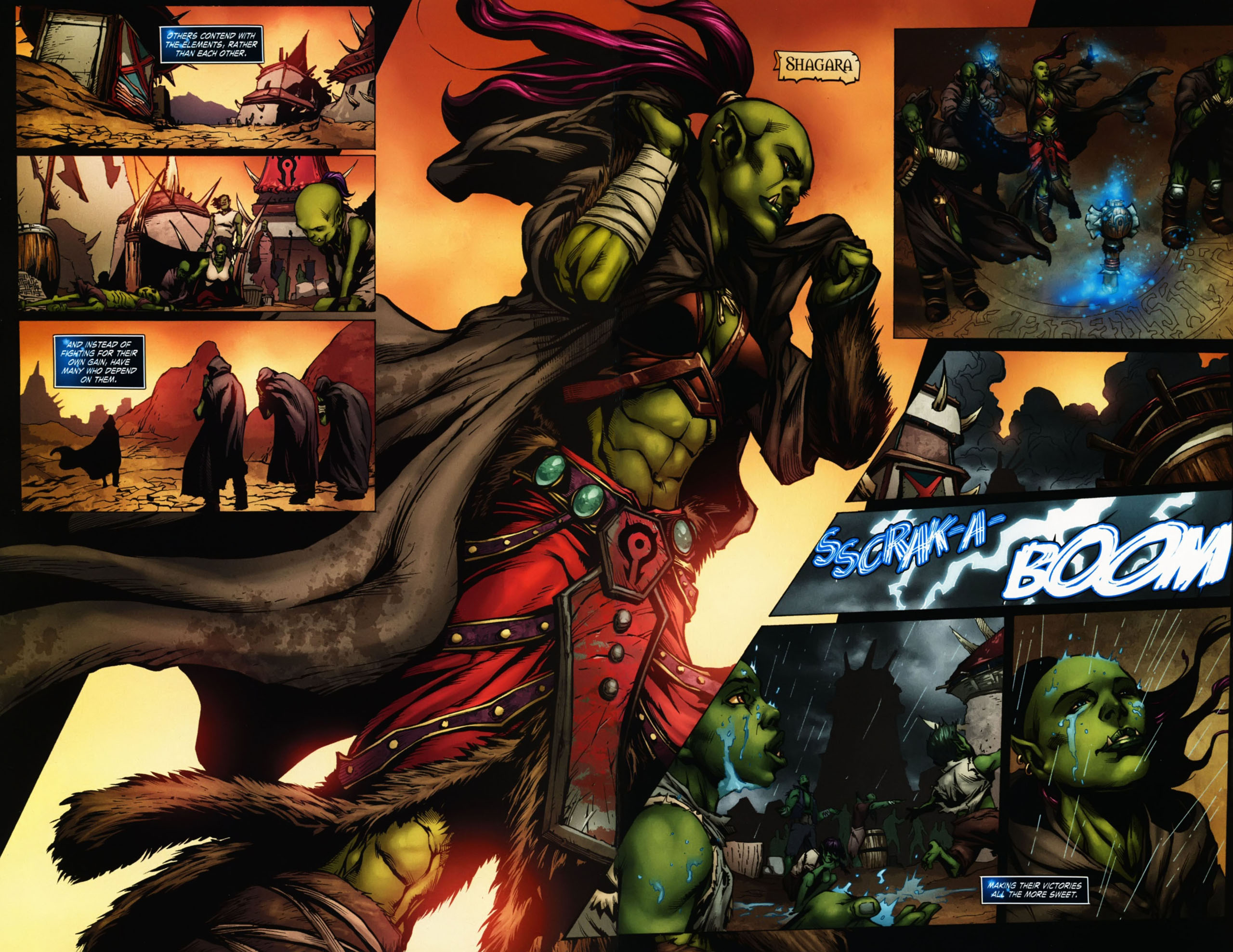 Read online World of Warcraft Special comic -  Issue # Full - 13