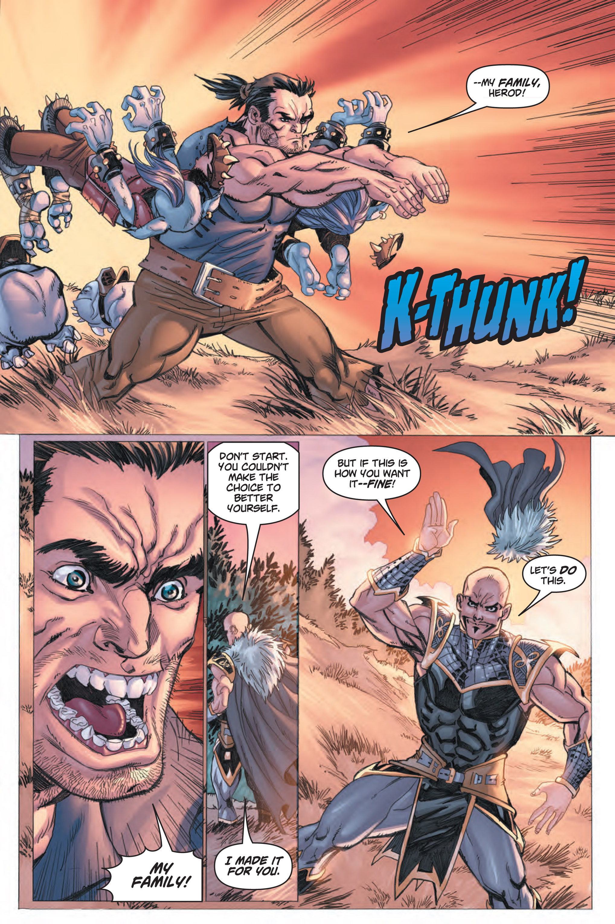 Read online Skyward comic -  Issue #1 - 23