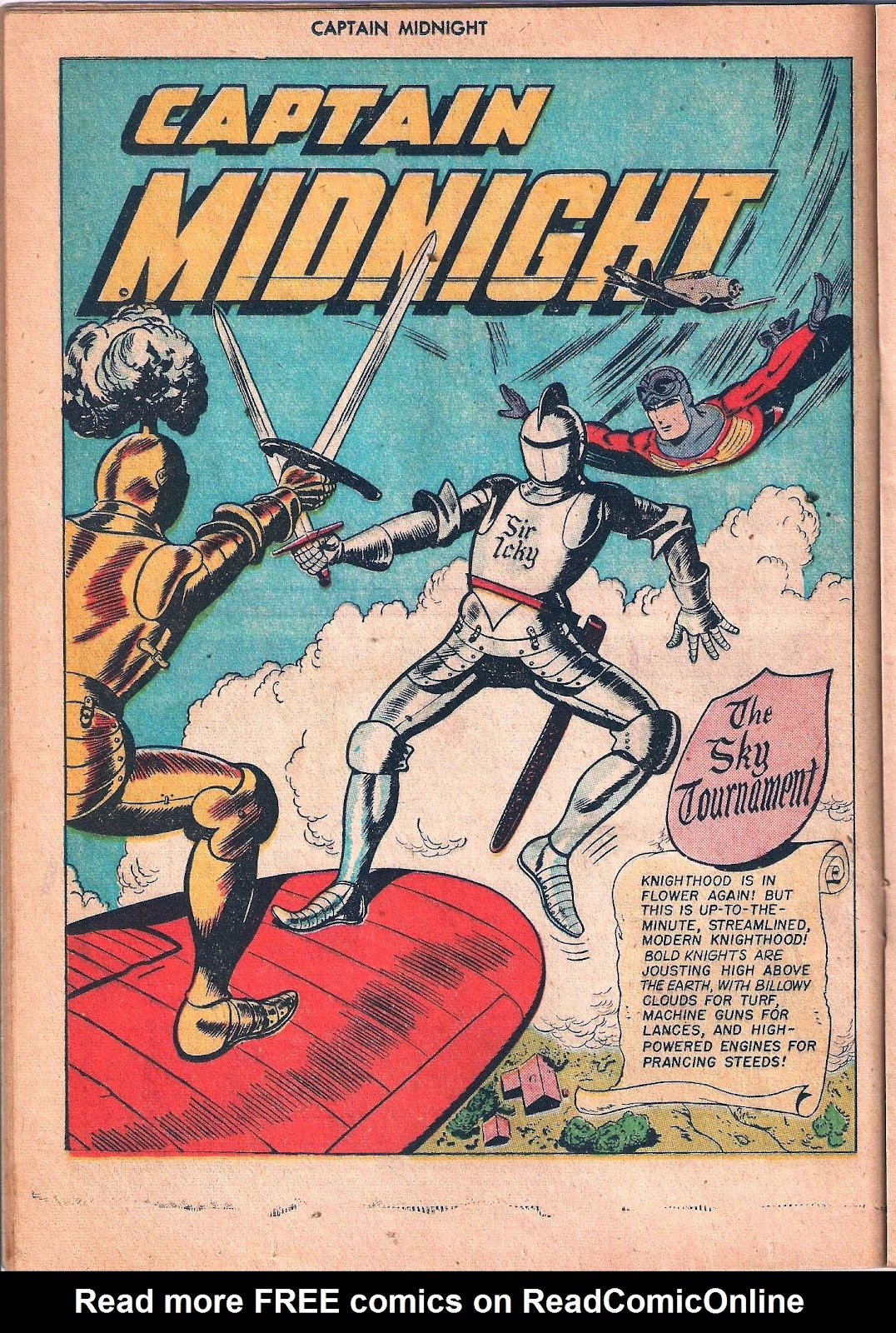 Captain Midnight (1942) issue 53 - Page 24