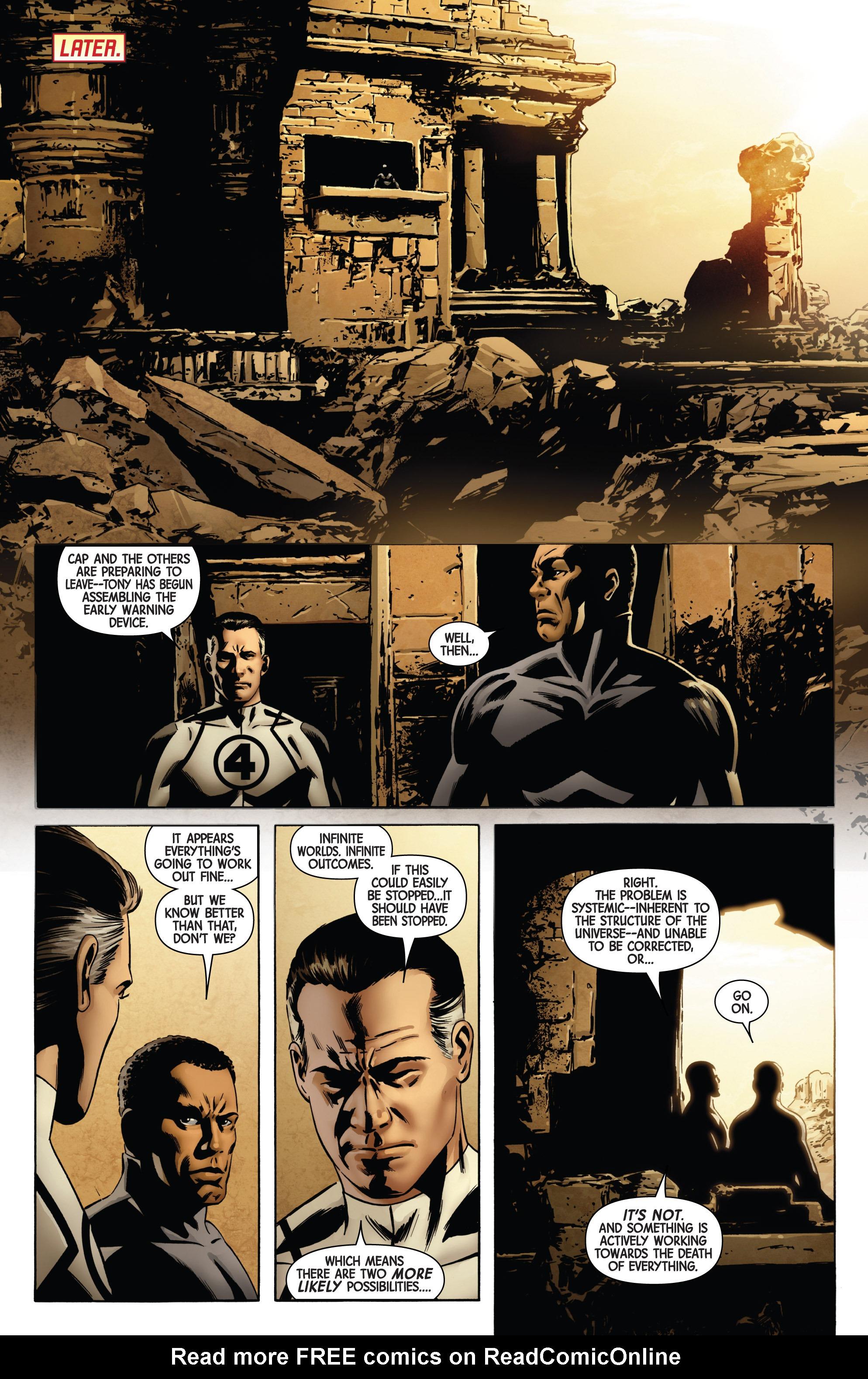 Read online Secret Wars Prelude comic -  Issue # Full - 219