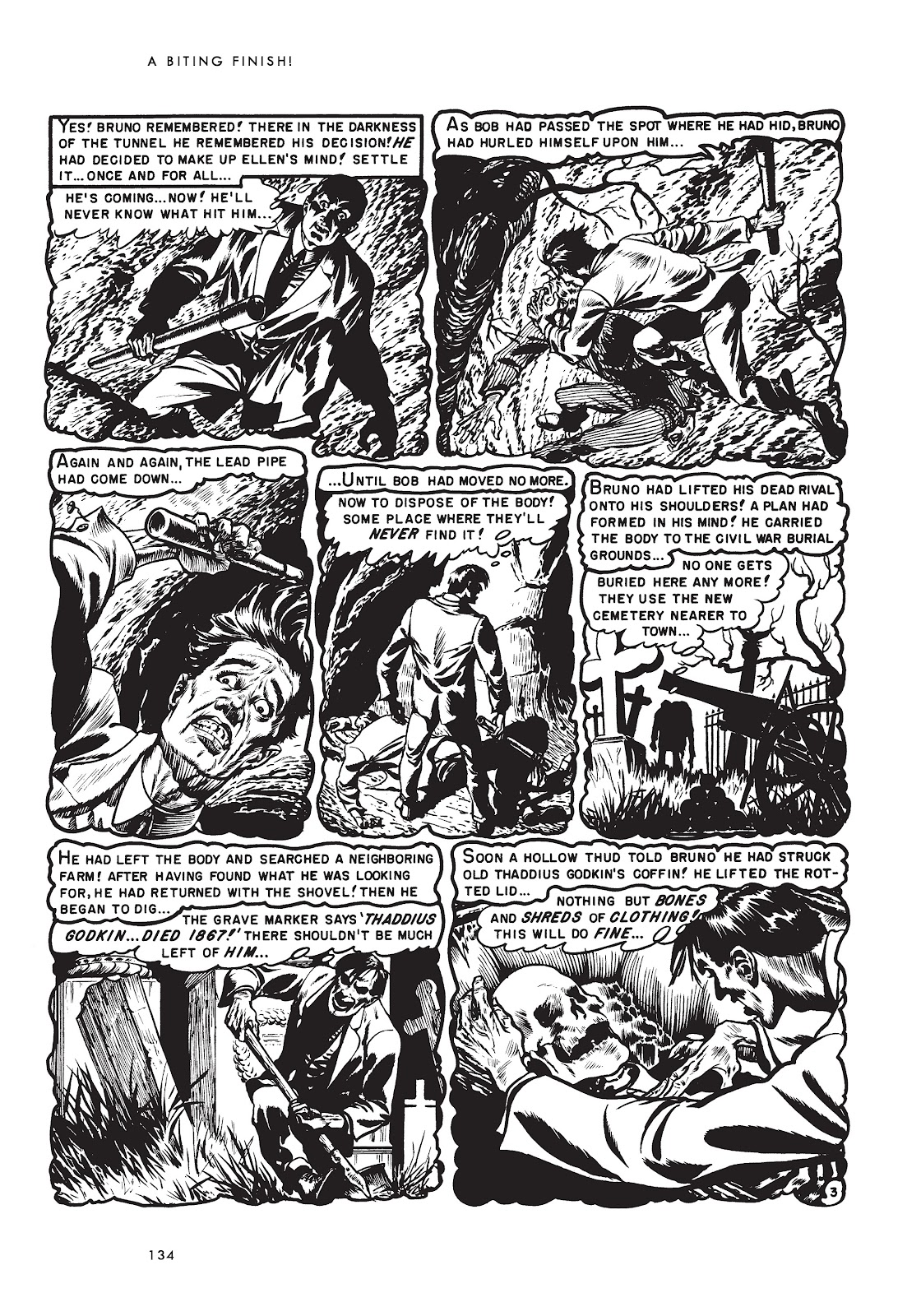 Read online Doctor of Horror and Other Stories comic -  Issue # TPB (Part 2) - 50