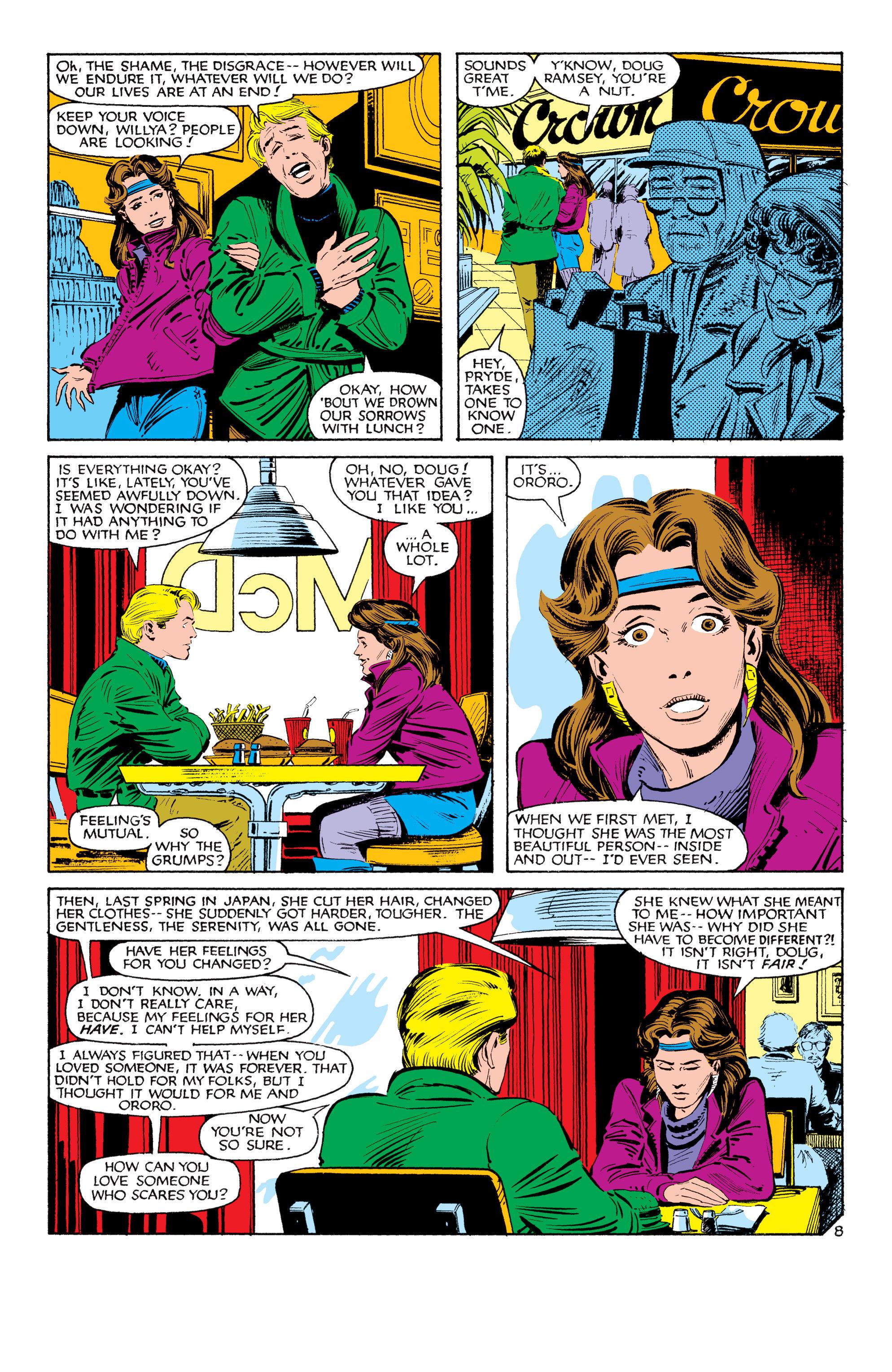 Read online Uncanny X-Men (1963) comic -  Issue #180 - 9