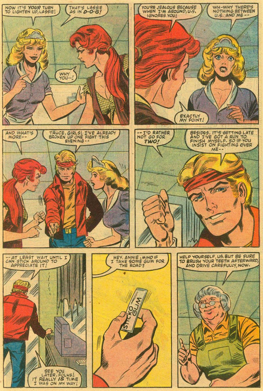 Read online U.S. 1 comic -  Issue #2 - 13
