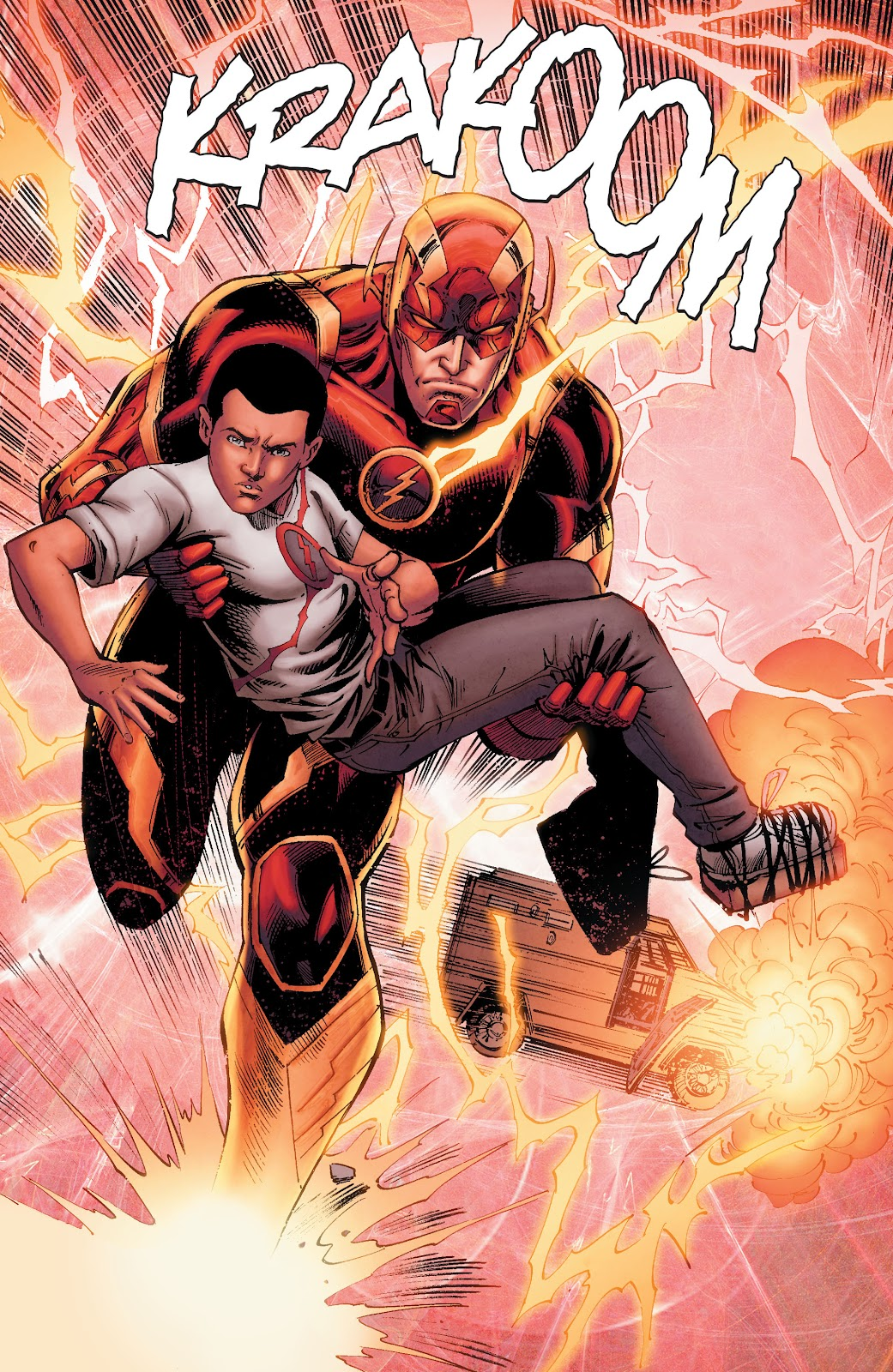 Read online The Flash (2011) comic -  Issue # _TPB 8 (Part 2) - 51