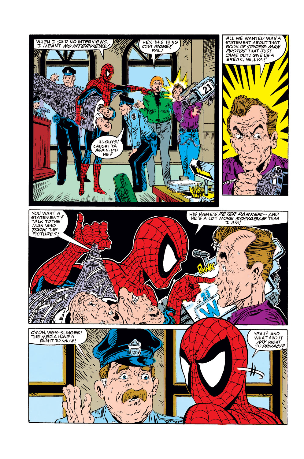 The Amazing Spider-Man (1963) 306 Page 2