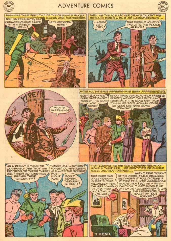 Read online Adventure Comics (1938) comic -  Issue #185 - 41