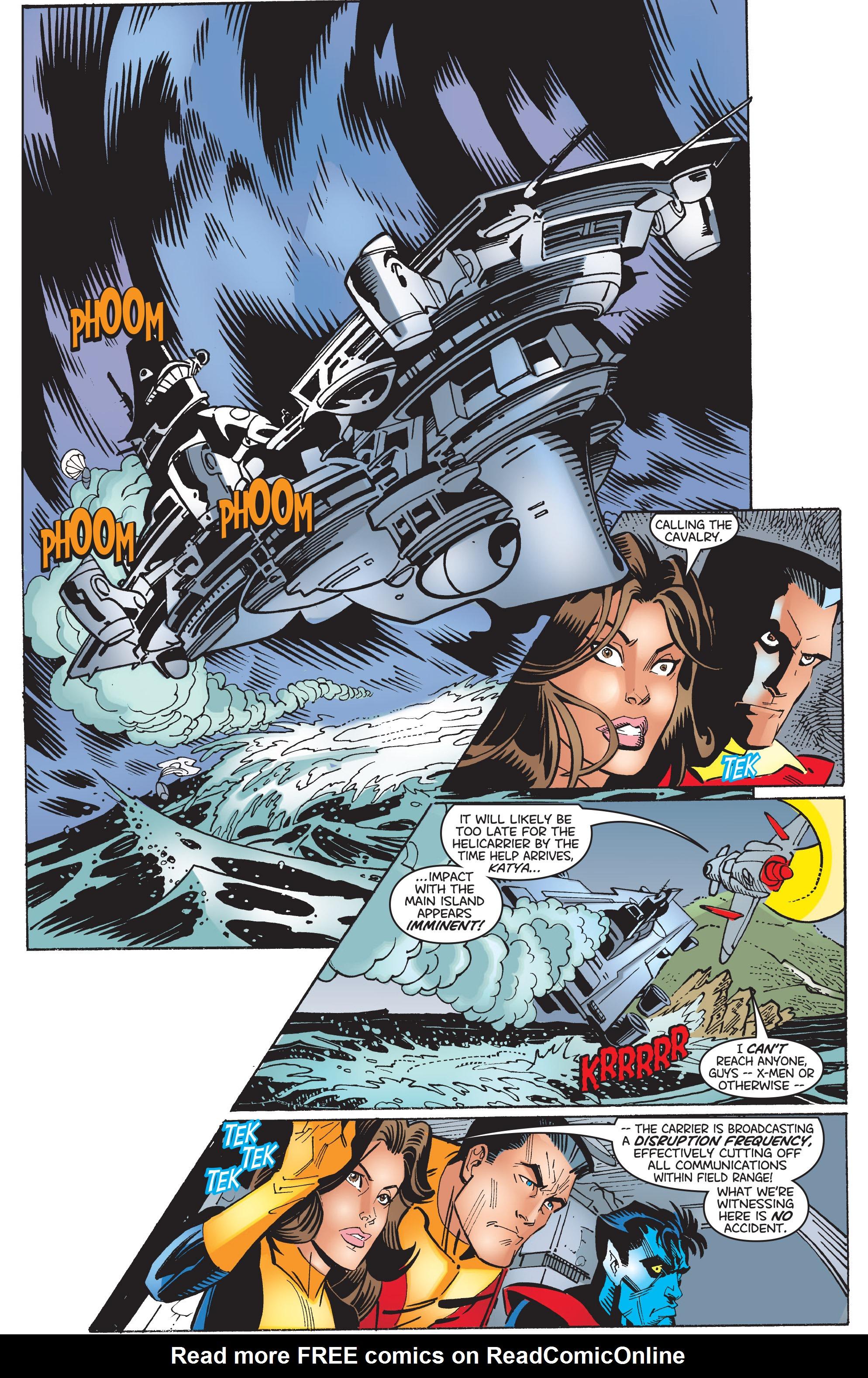X-Men (1991) 91 Page 18