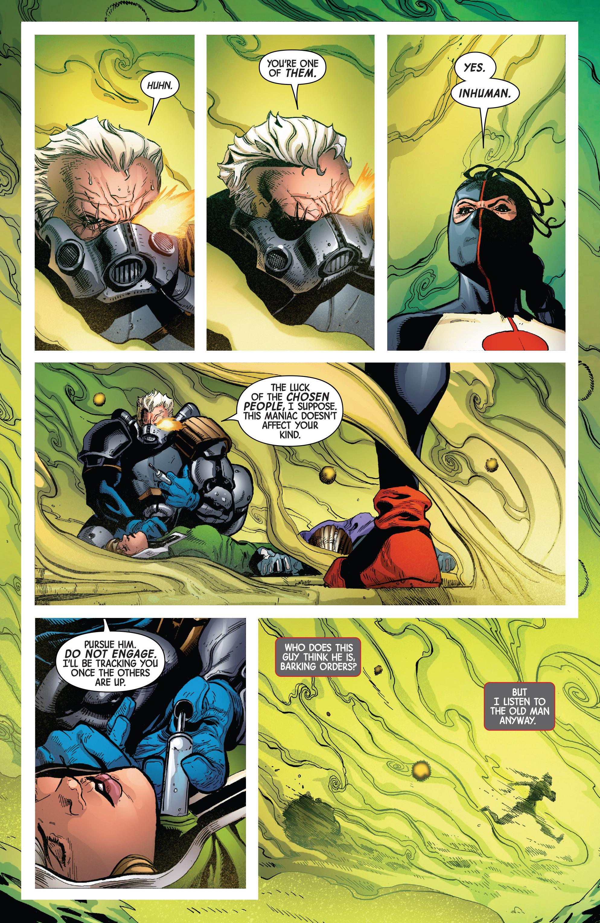 Read online Uncanny Avengers [II] comic -  Issue #3 - 19