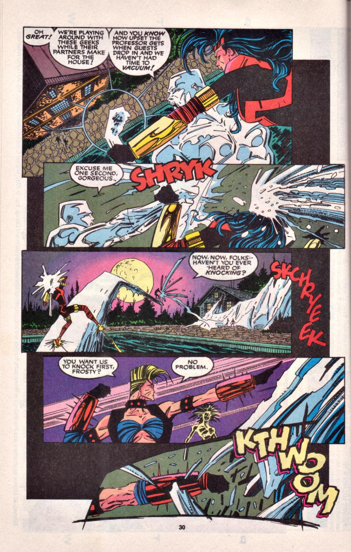 Read online Uncanny X-Men (1963) comic -  Issue # _Annual 16 - 24
