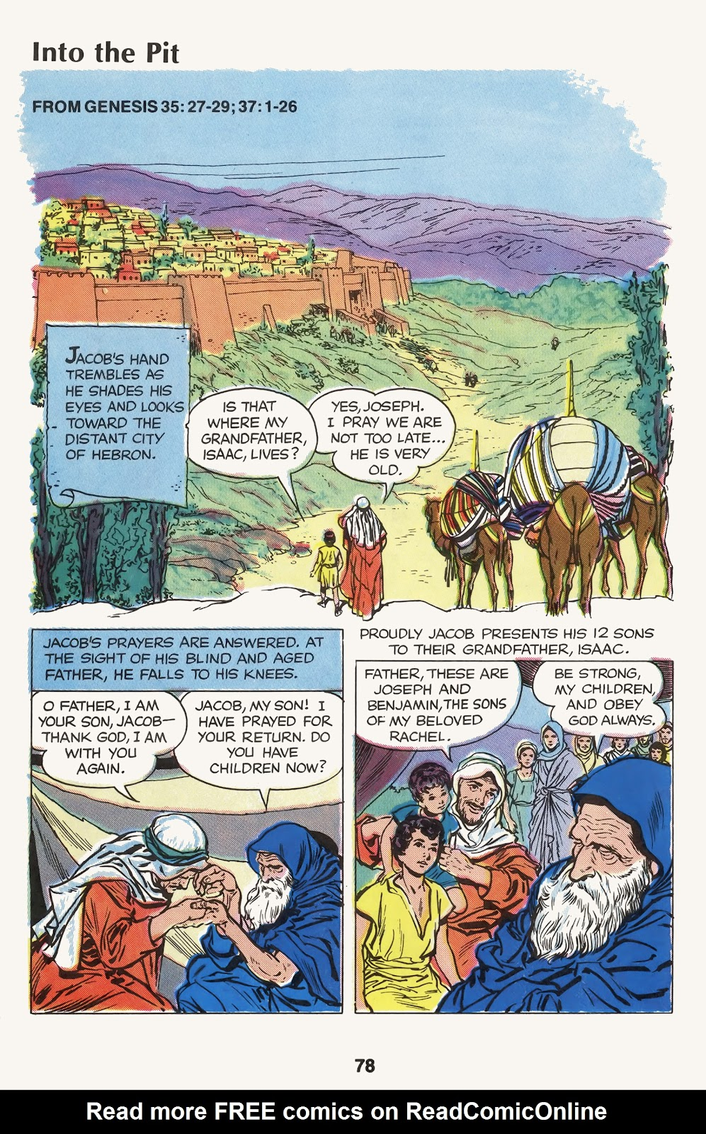 The Picture Bible issue TPB (Part 1) - Page 80