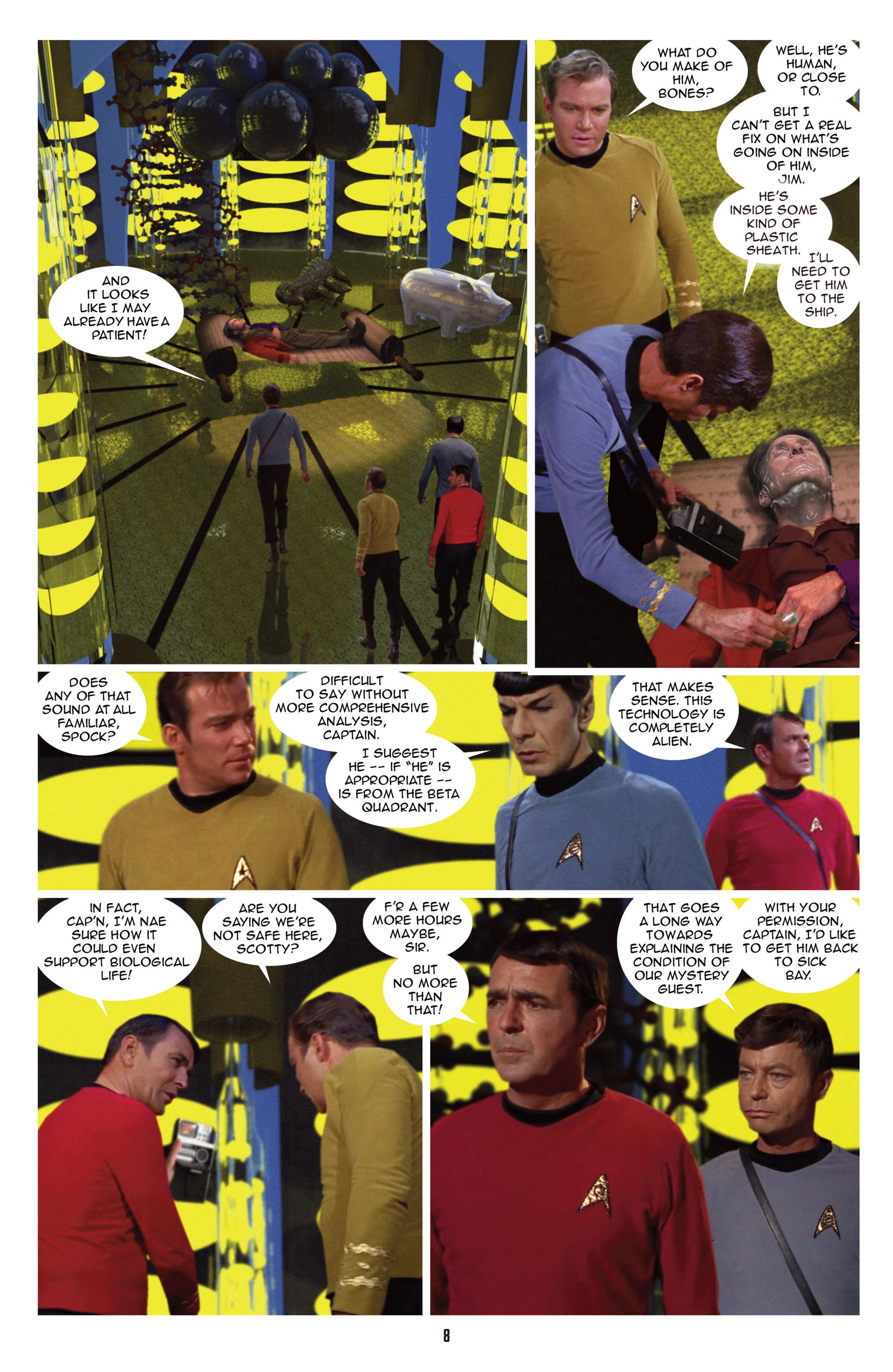 Read online Star Trek: New Visions comic -  Issue #15 - 10