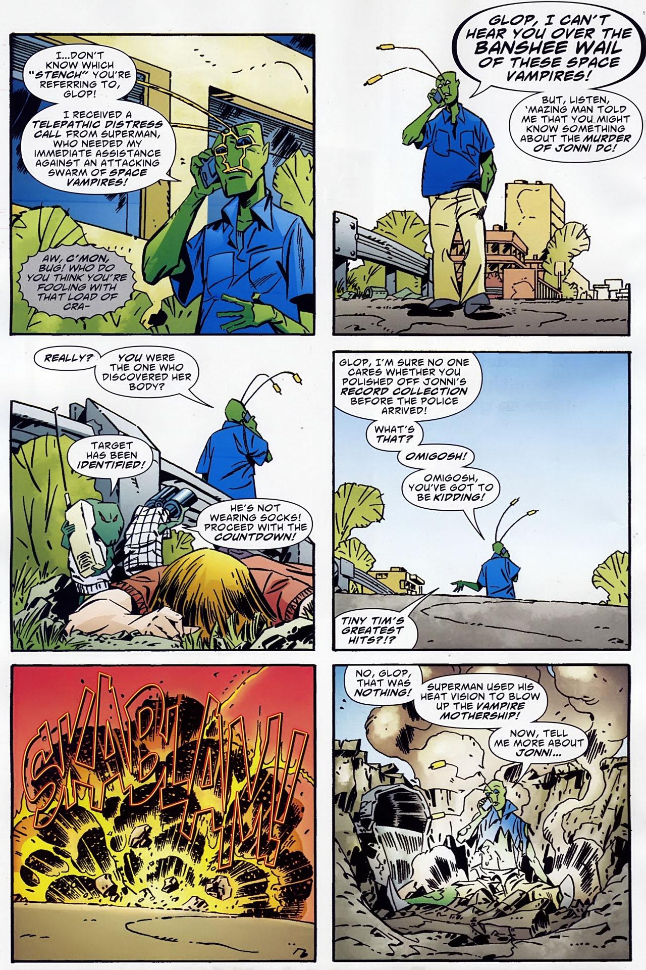 Read online Ambush Bug: Year None comic -  Issue #1 - 14