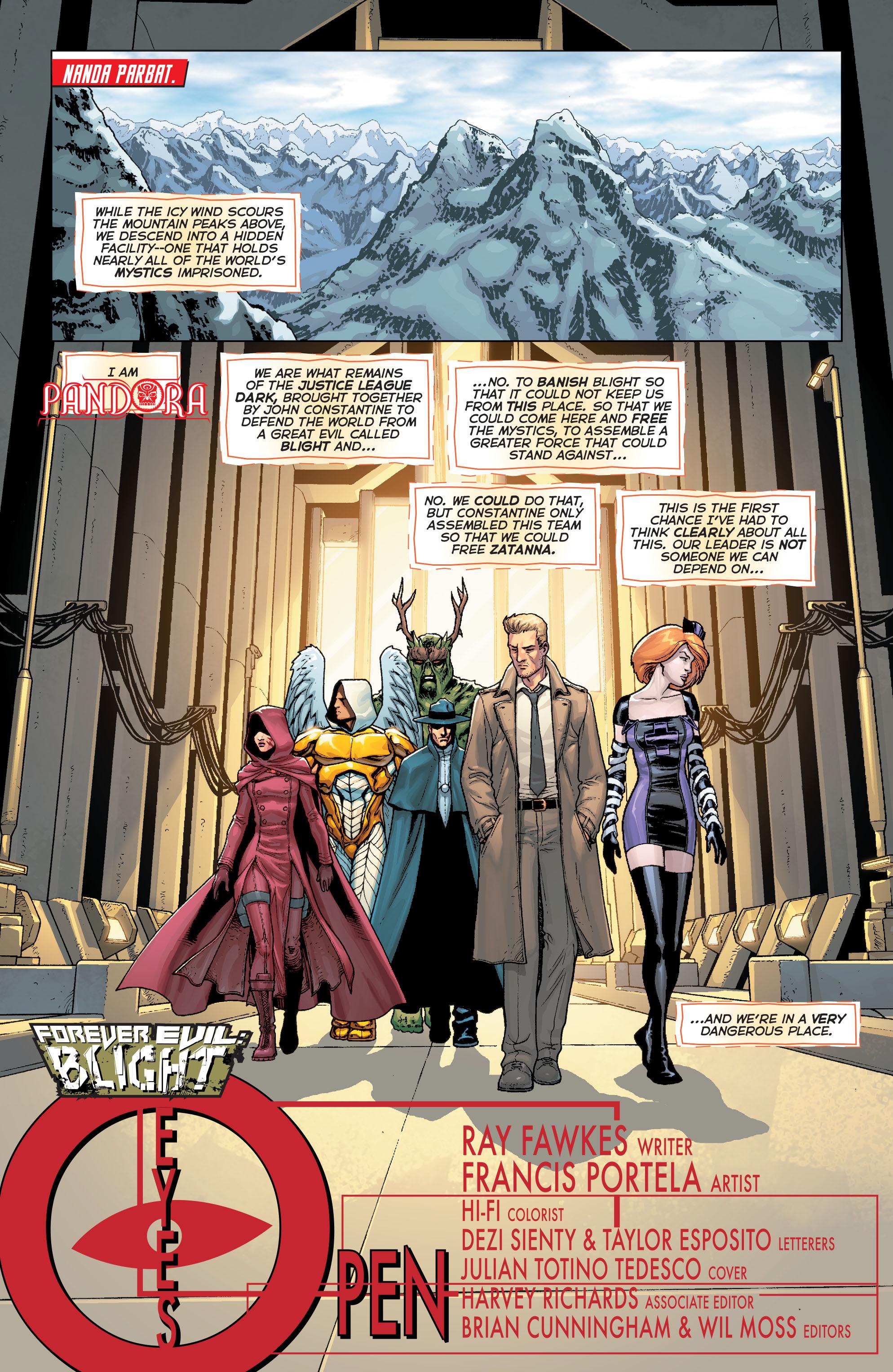 Read online Trinity of Sin: Pandora comic -  Issue #8 - 2