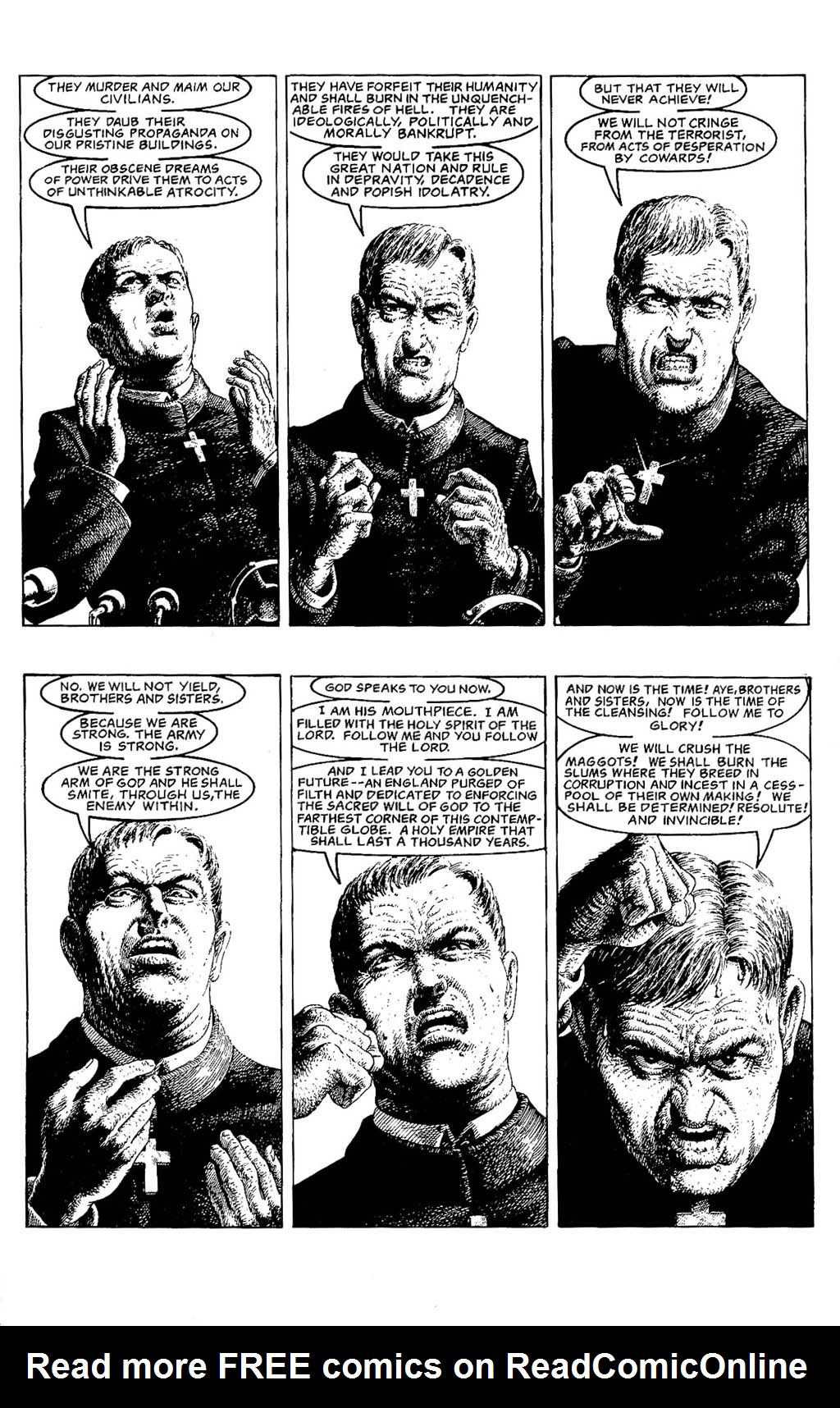 Read online The Adventures of Luther Arkwright comic -  Issue #5 - 18