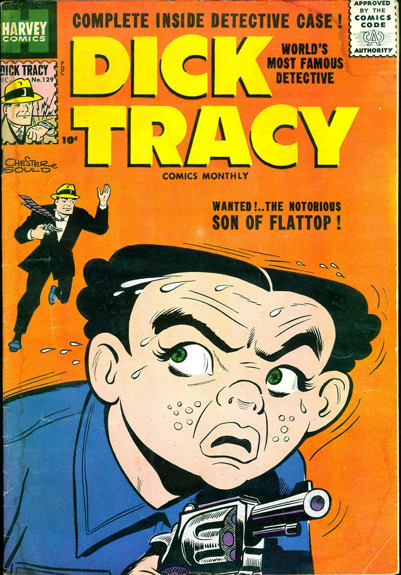 Dick Tracy (1950) 129 Page 1