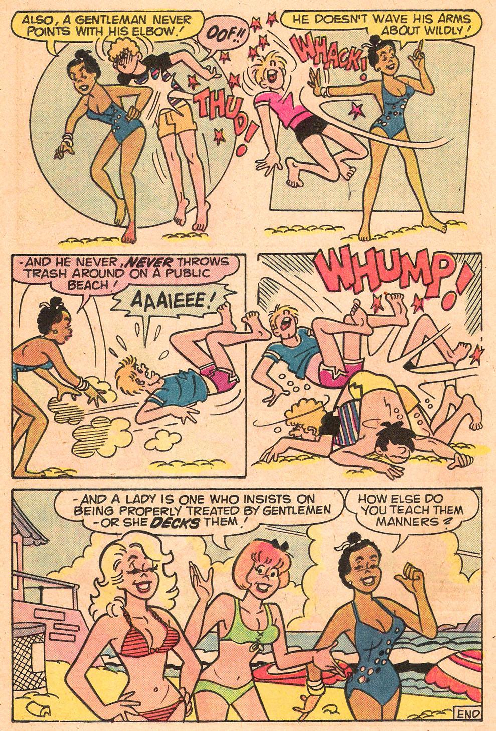 Read online She's Josie comic -  Issue #106 - 24