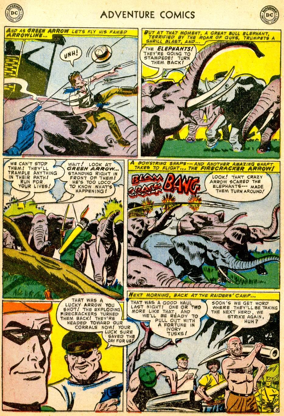 Read online Adventure Comics (1938) comic -  Issue #191 - 38