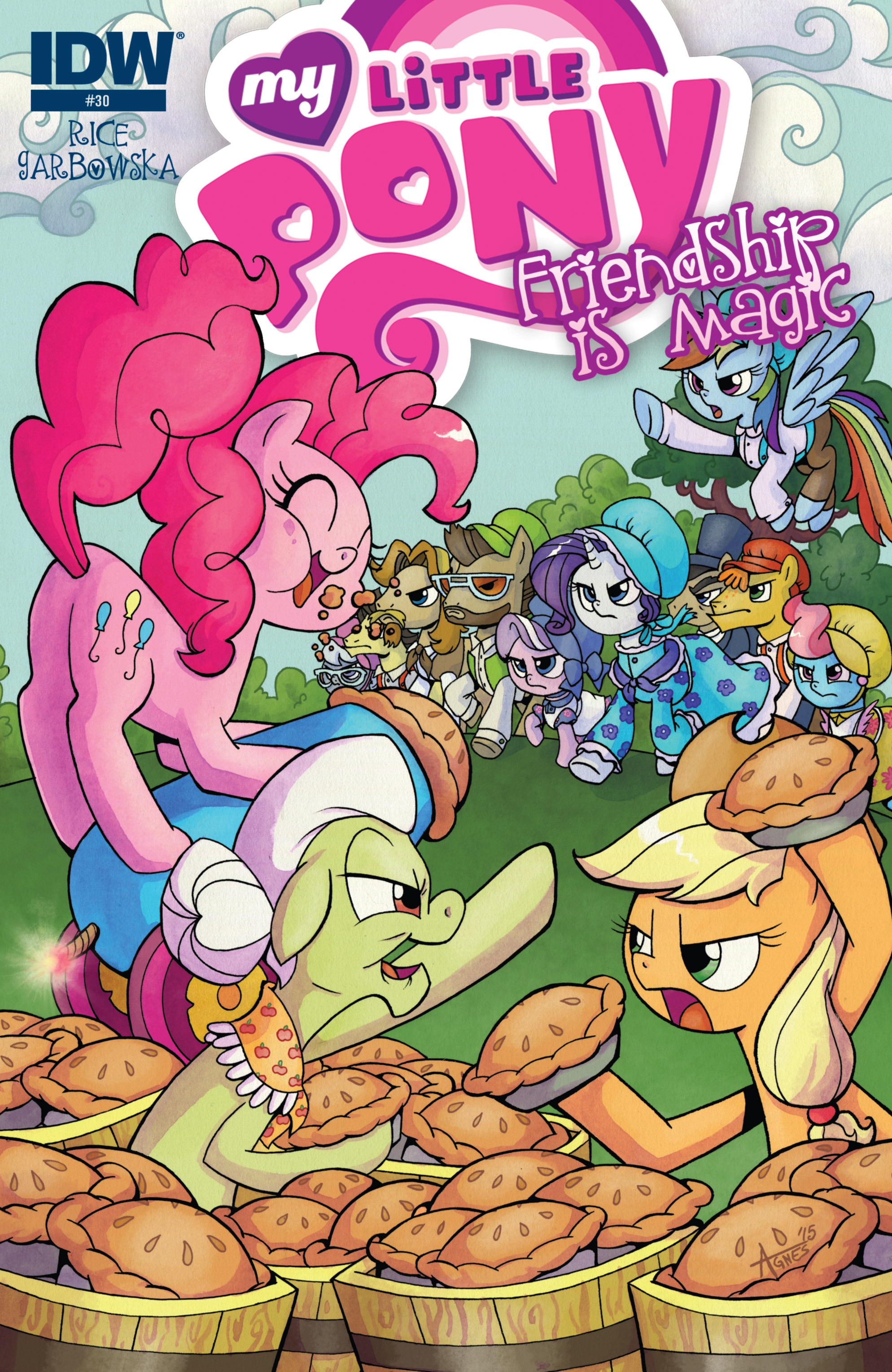 My Little Pony: Friendship is Magic 30 Page 1