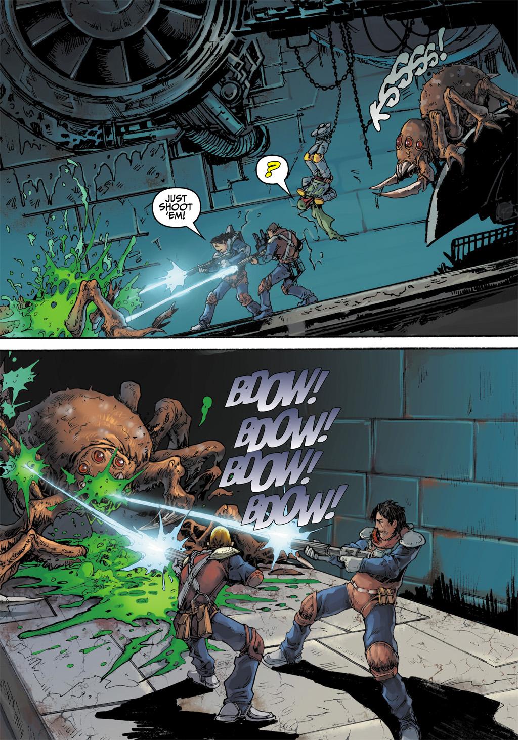 Read online Star Wars Omnibus comic -  Issue # Vol. 33 - 356